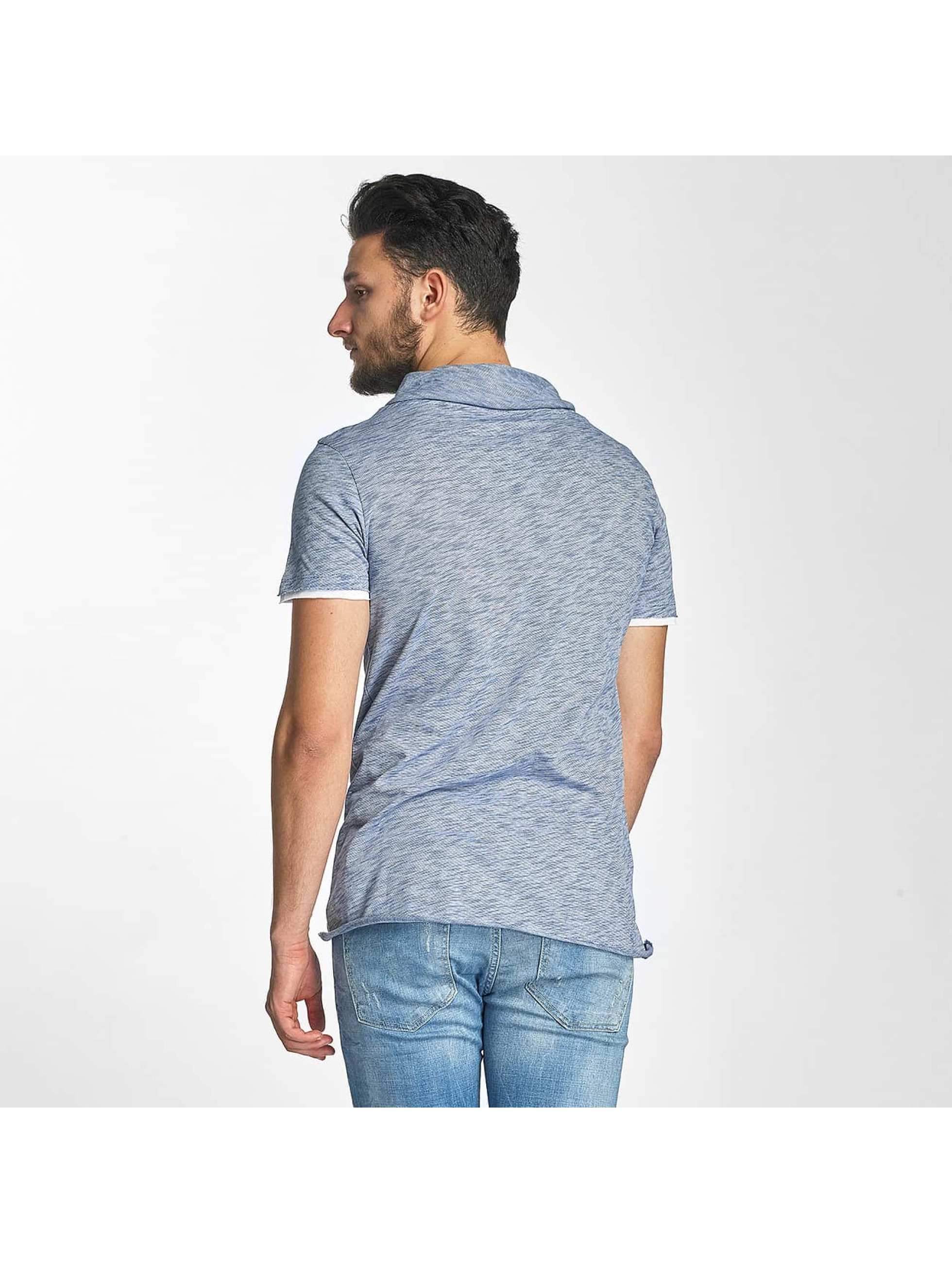 Red Bridge T-Shirt Stripes indigo