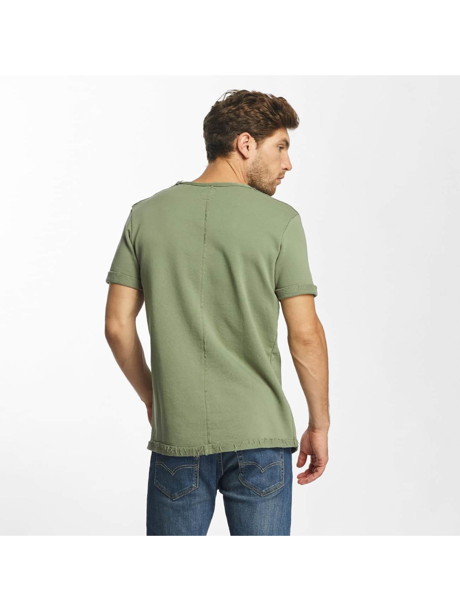 Red Bridge T-Shirt Sweat kaki