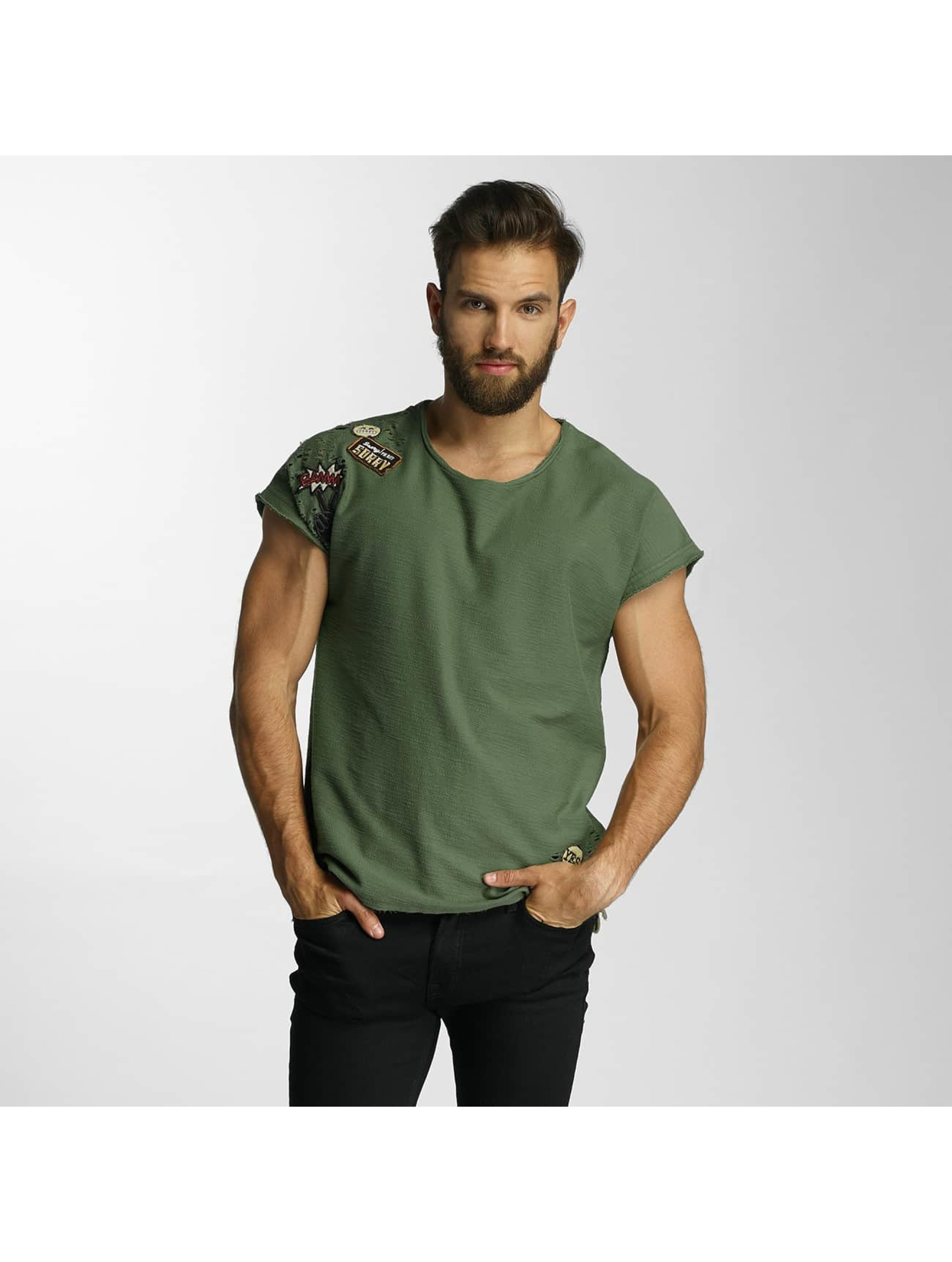 Red Bridge T-Shirt Bang!!! khaki