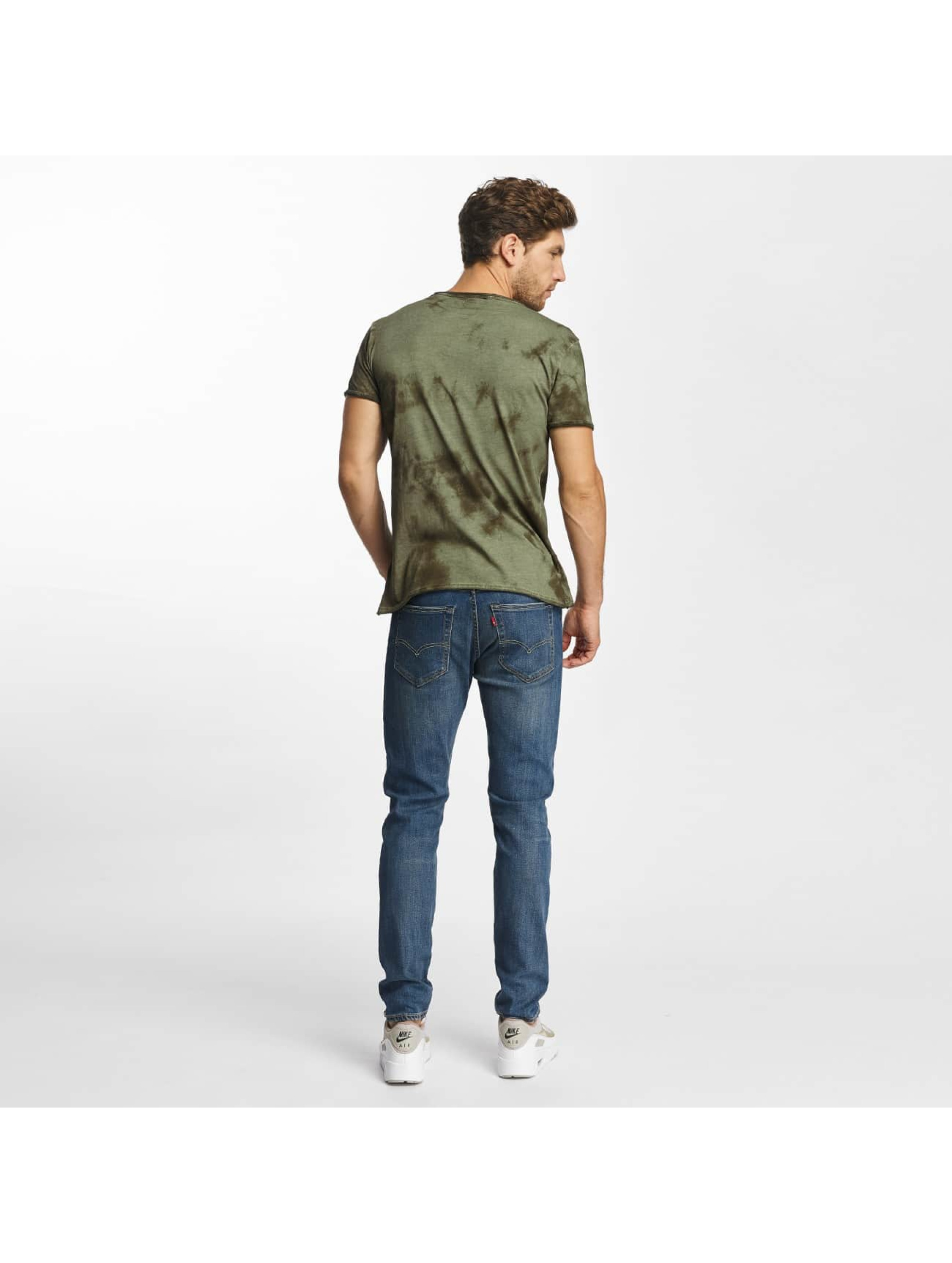 Red Bridge t-shirt Naturalizer khaki