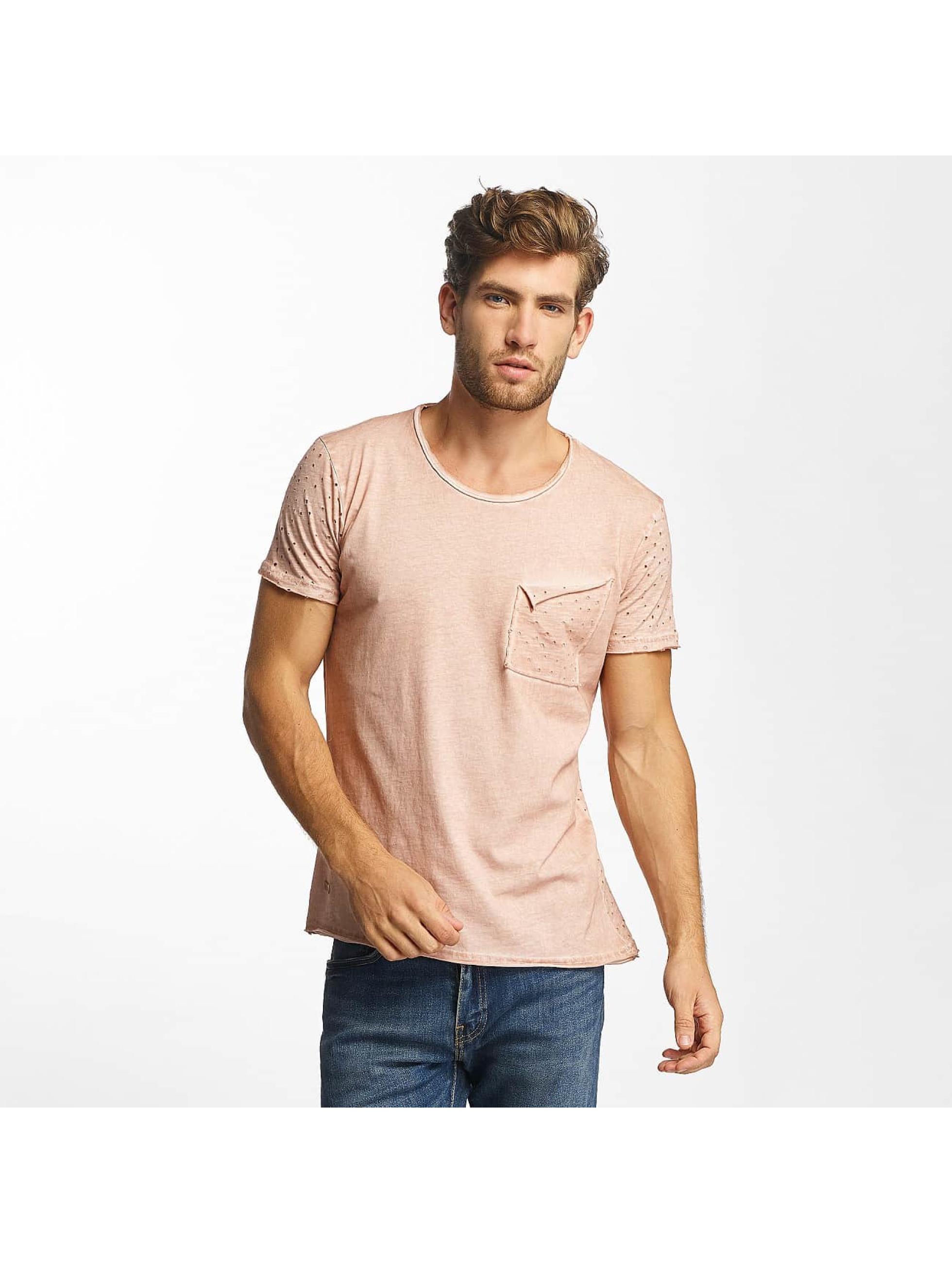 Red Bridge T-Shirt Airy Function orange