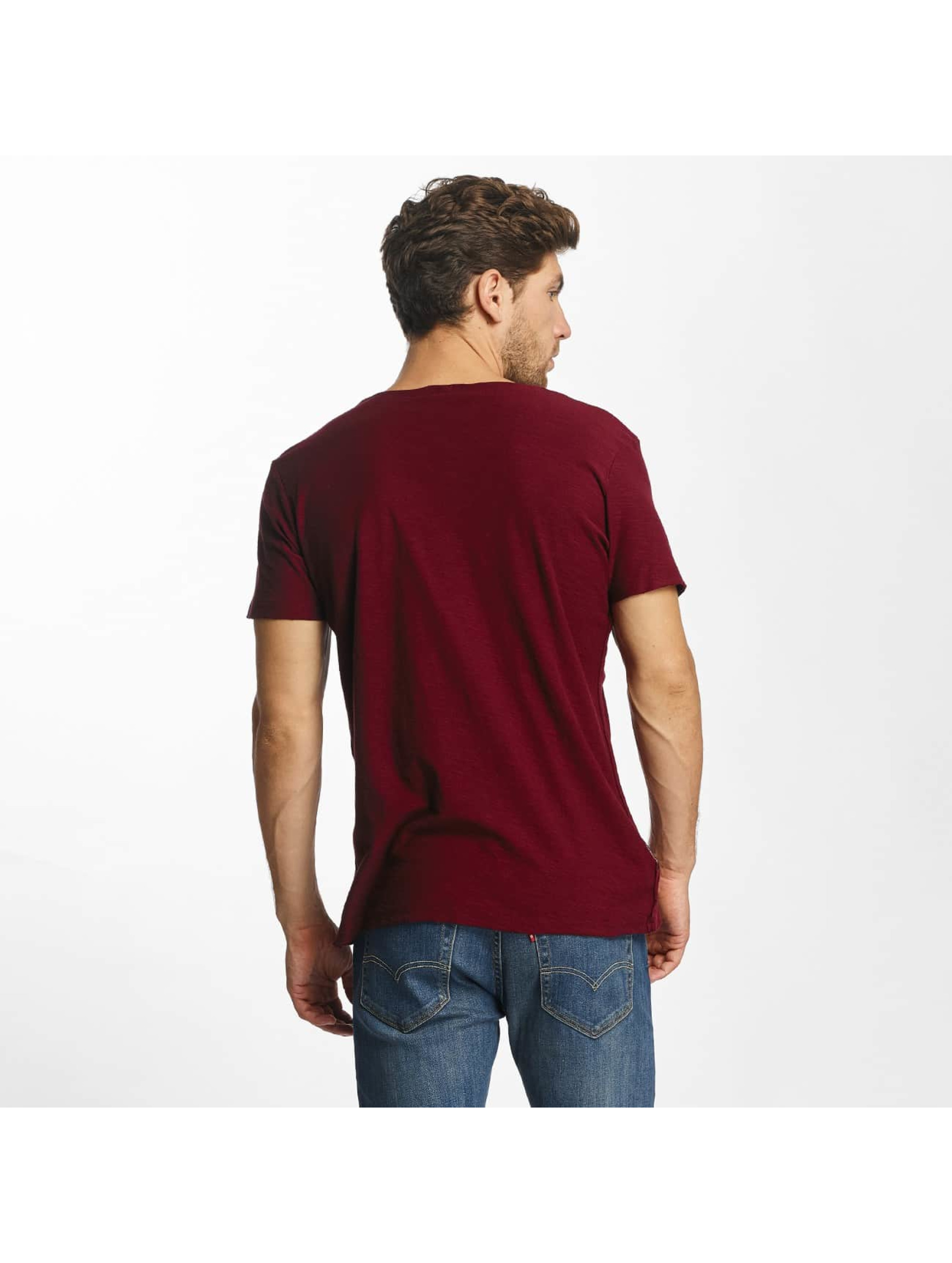 Red Bridge T-Shirt Light Move red