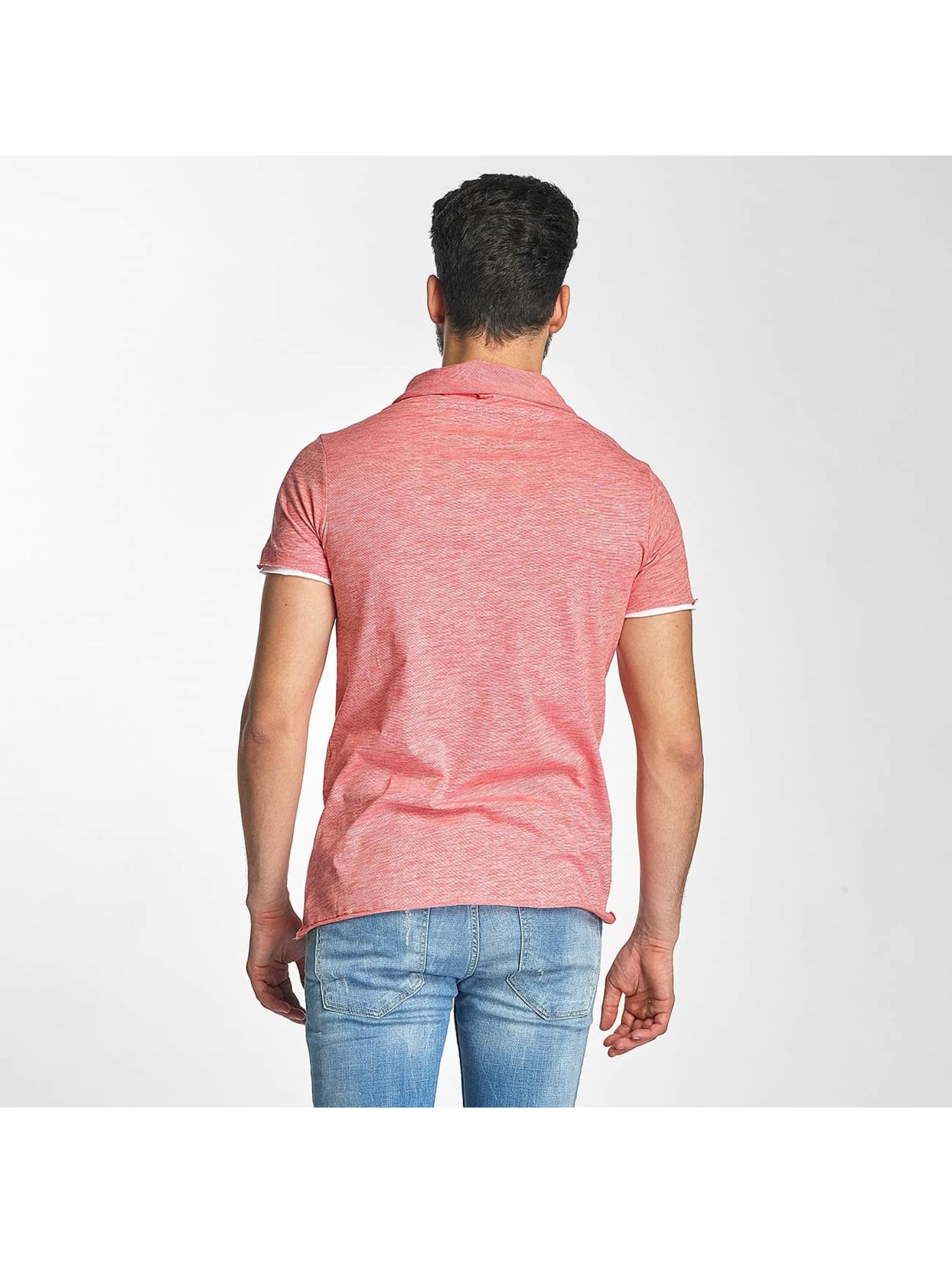Red Bridge t-shirt Stripes rood