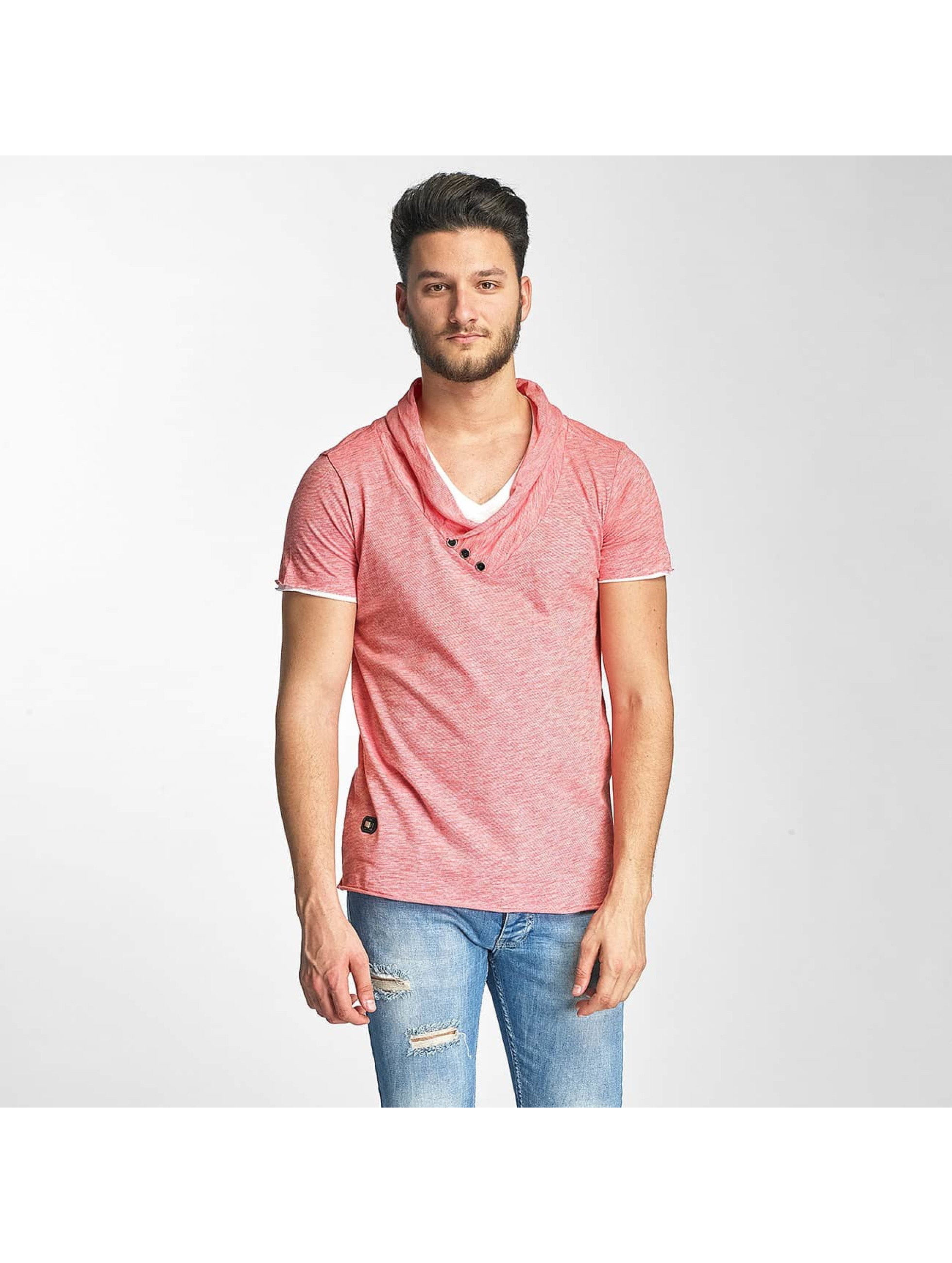 Red Bridge T-Shirt Stripes rot