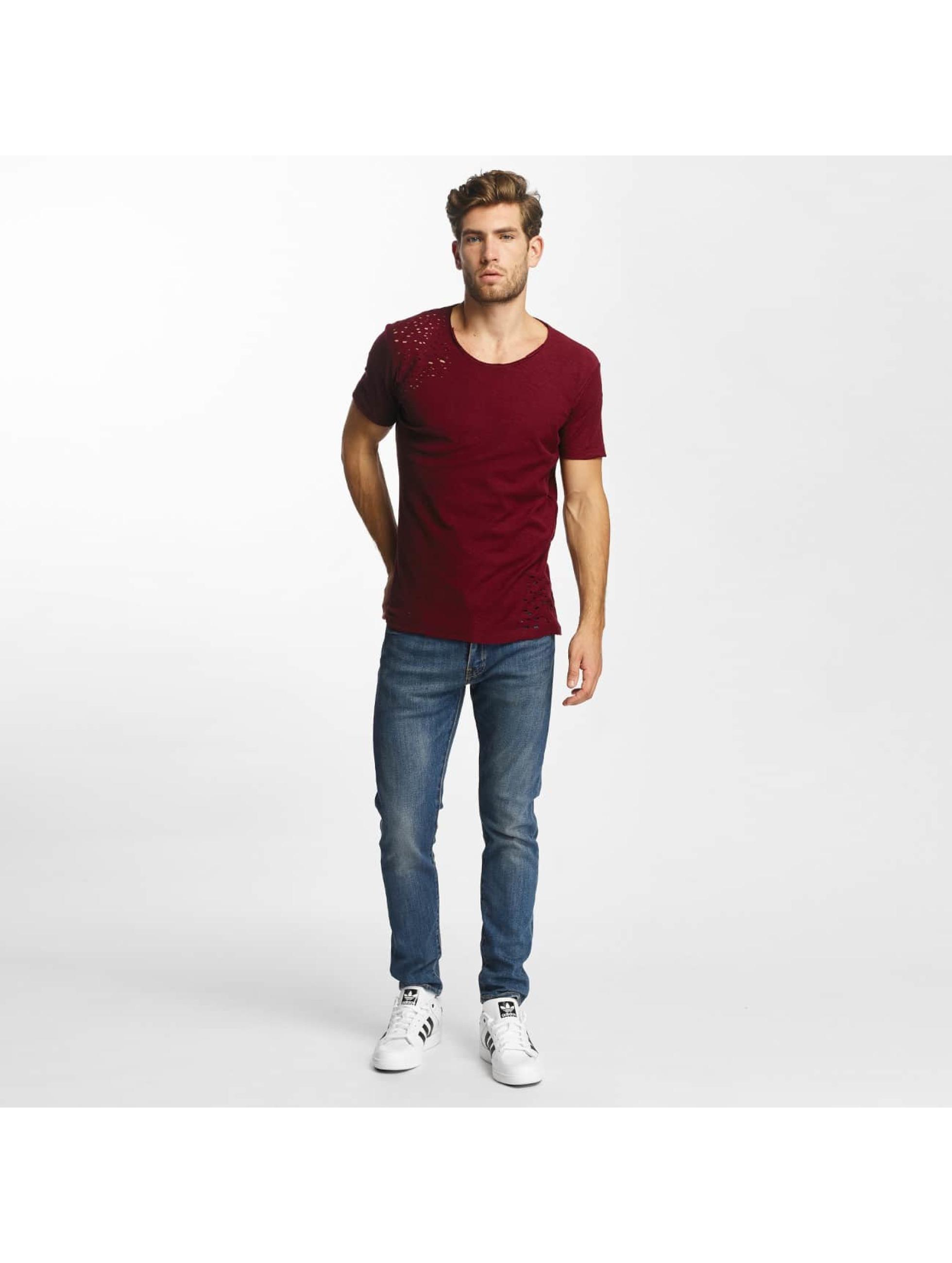 Red Bridge T-Shirt Light Move rot