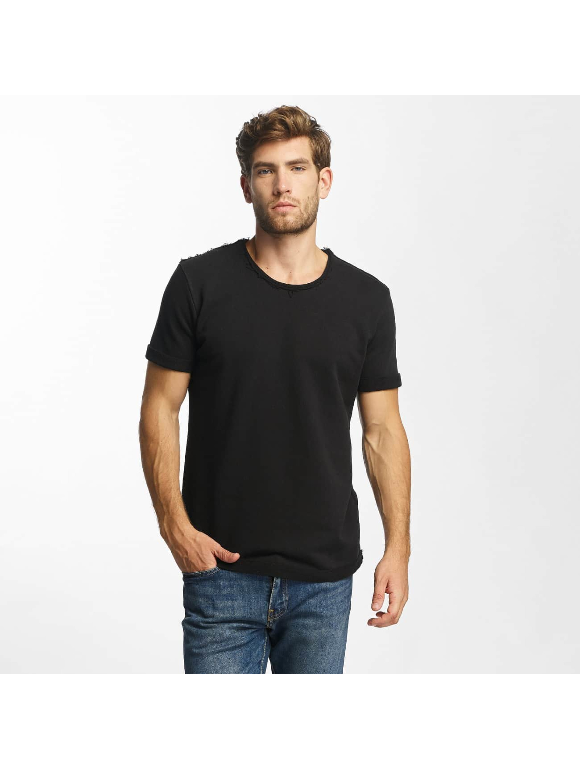 Red Bridge T-Shirty Sweat czarny