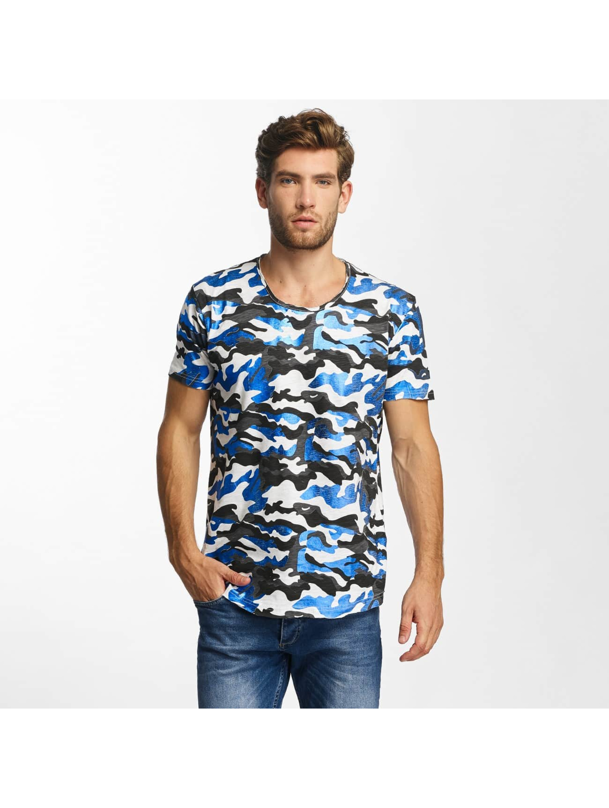 Red Bridge T-Shirty Metallic Camouflage moro