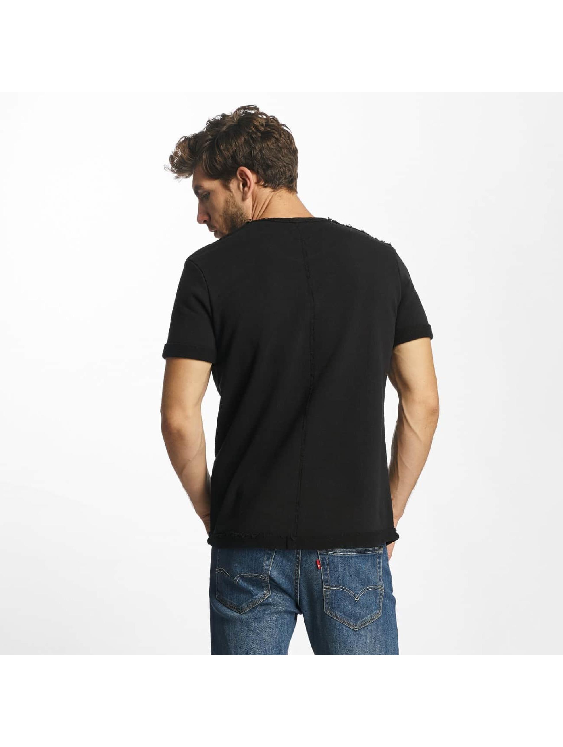 Red Bridge T-skjorter Sweat svart