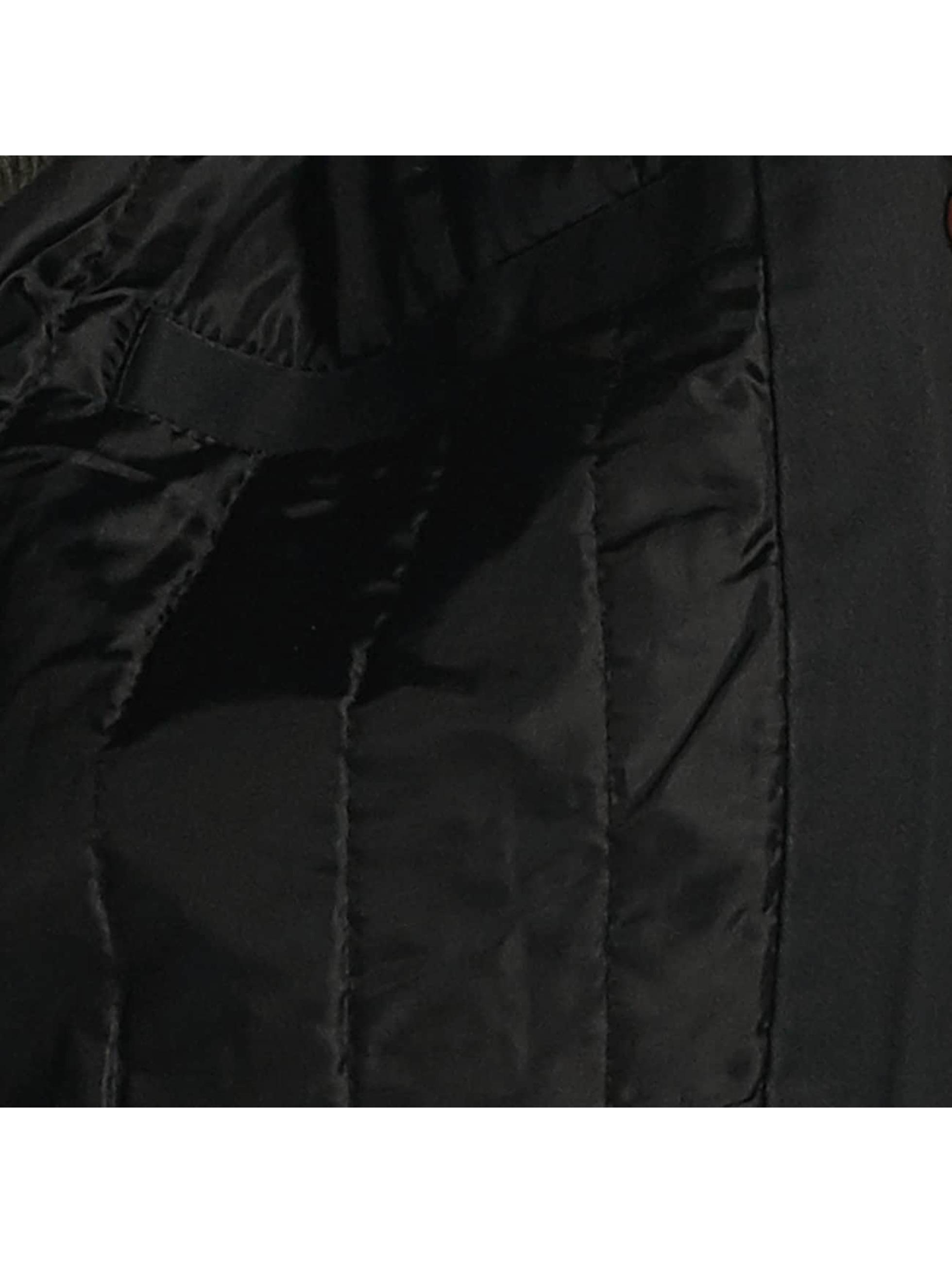 Red Bridge Winter Jacket RB Biker black