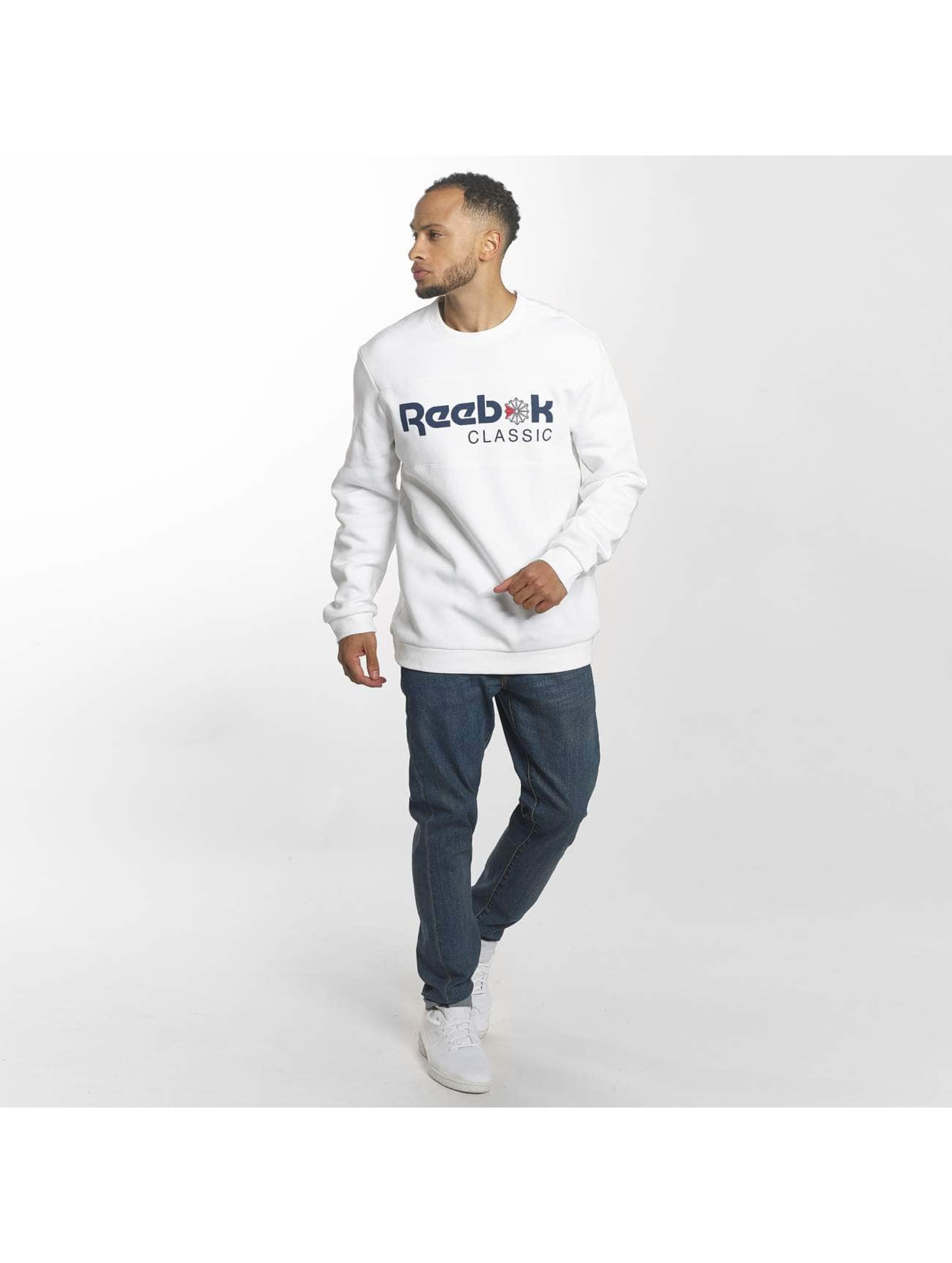 Reebok Пуловер Iconic белый