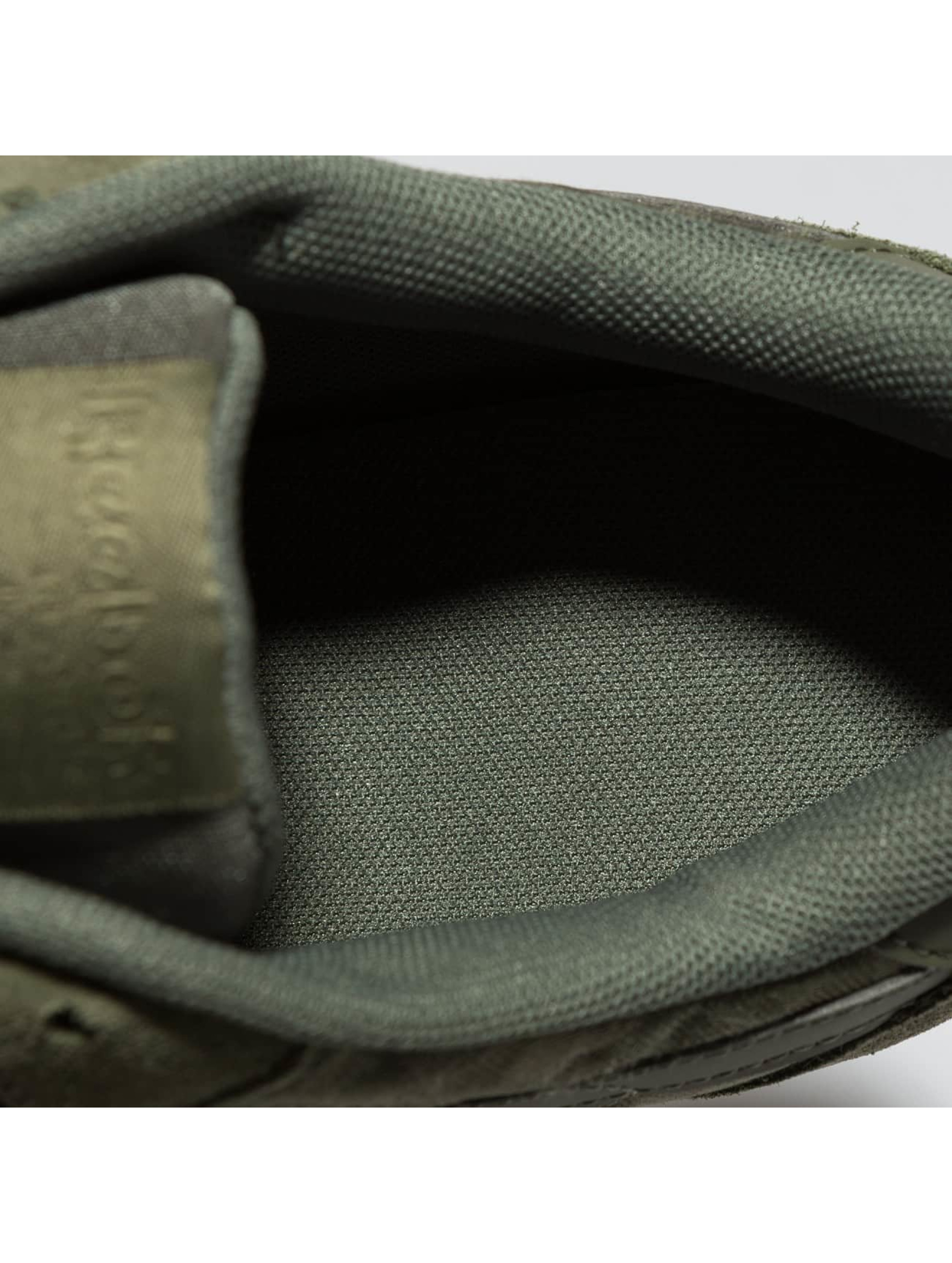 Reebok Сникеры Classic Nylon SG зеленый