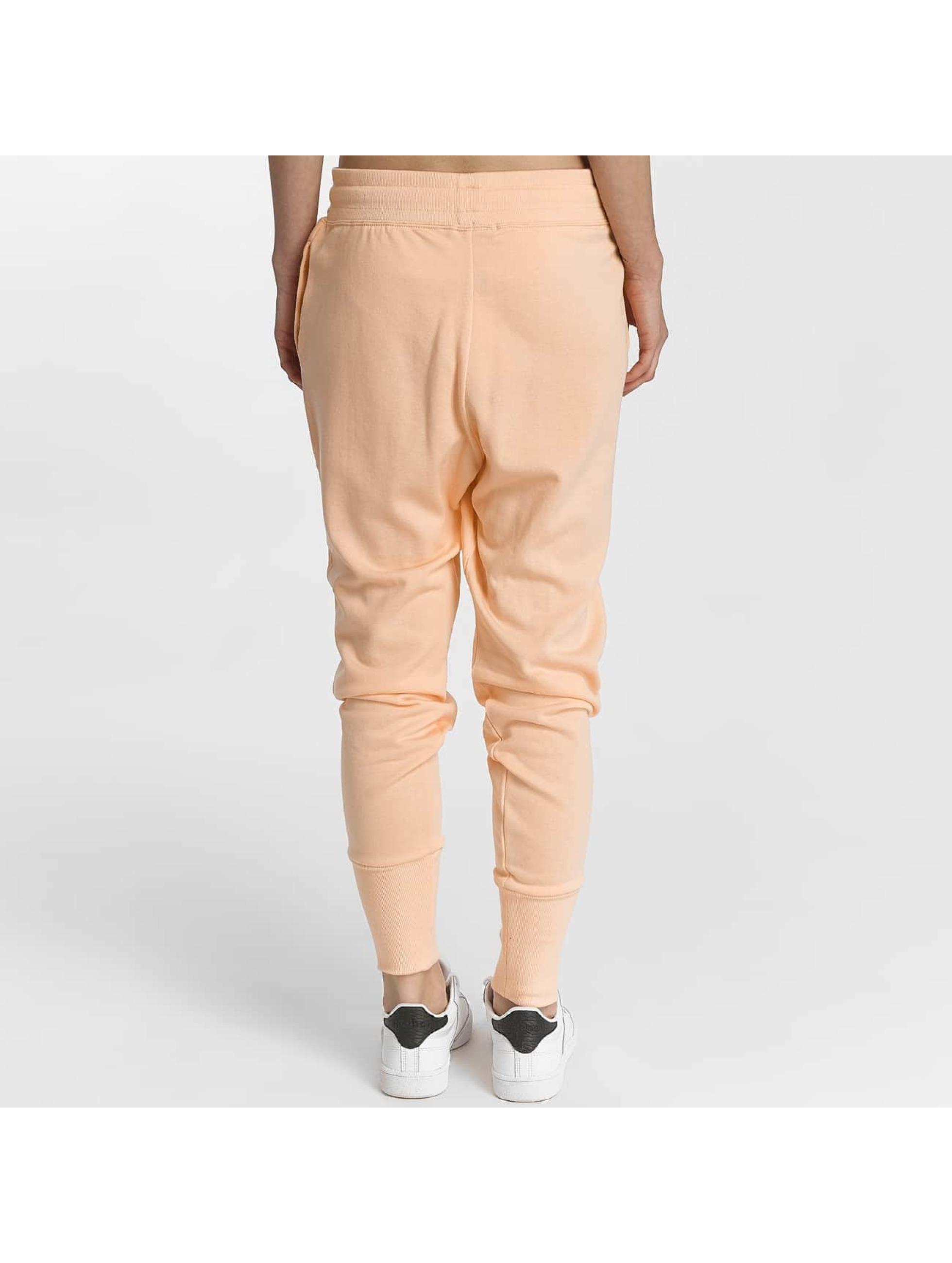 Reebok Спортивные брюки F Ft оранжевый