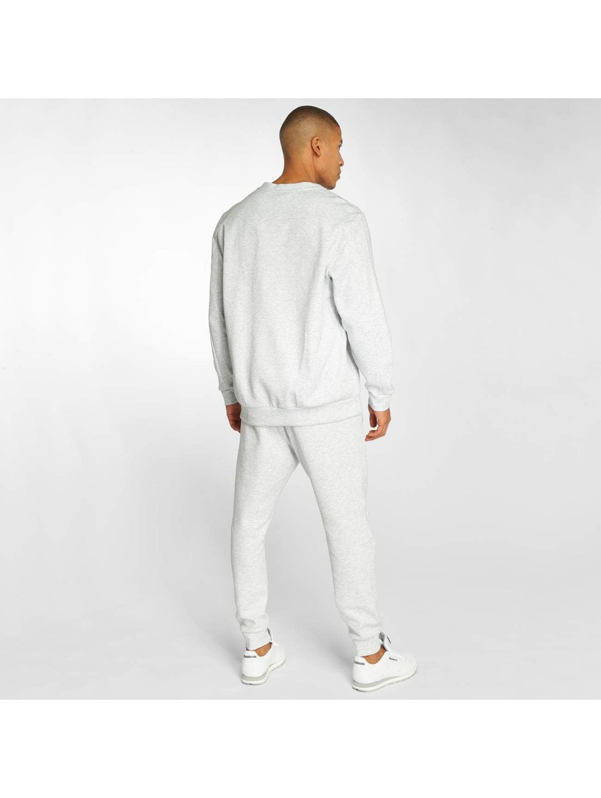 Reebok Спортивные брюки DC серый