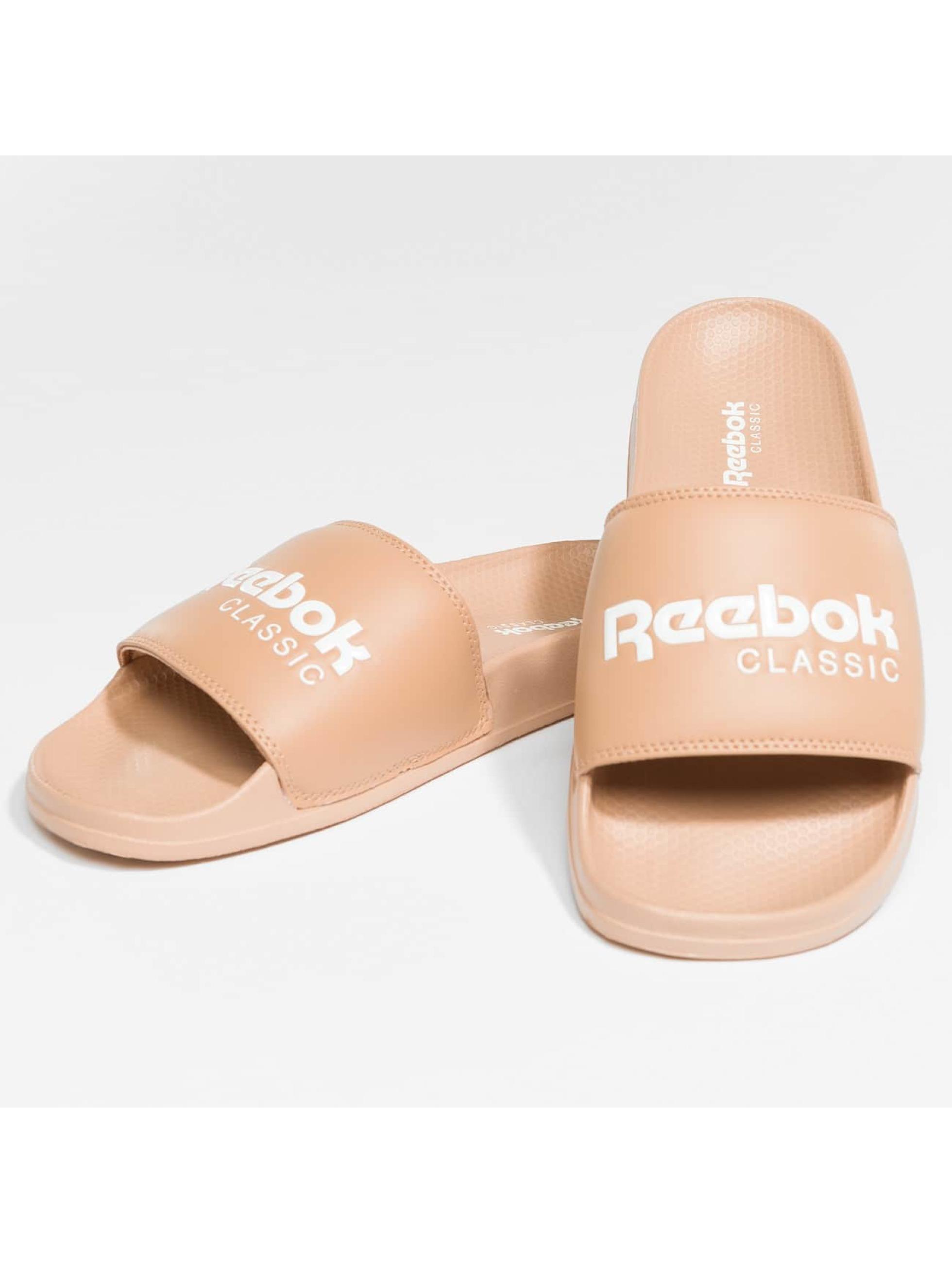 Reebok Badesko/sandaler Classic Slid Field beige