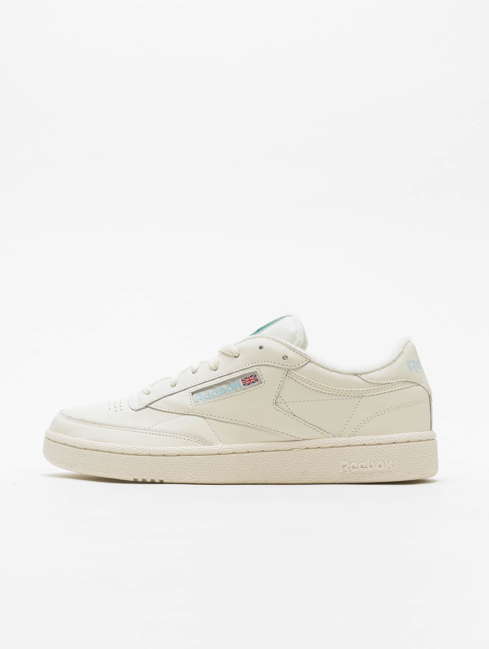 buy popular 924ad 88aed Reebok   Club C 85 Mu blanc Homme Baskets 598445