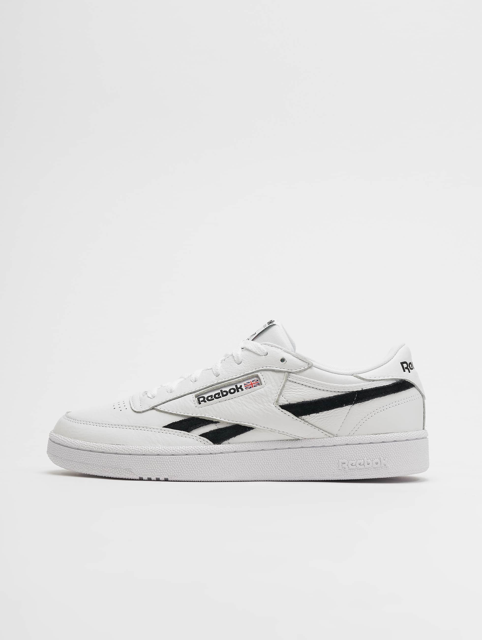 Reebok Classic Leather Mu Sneakers BlackWhiteShadowPurple