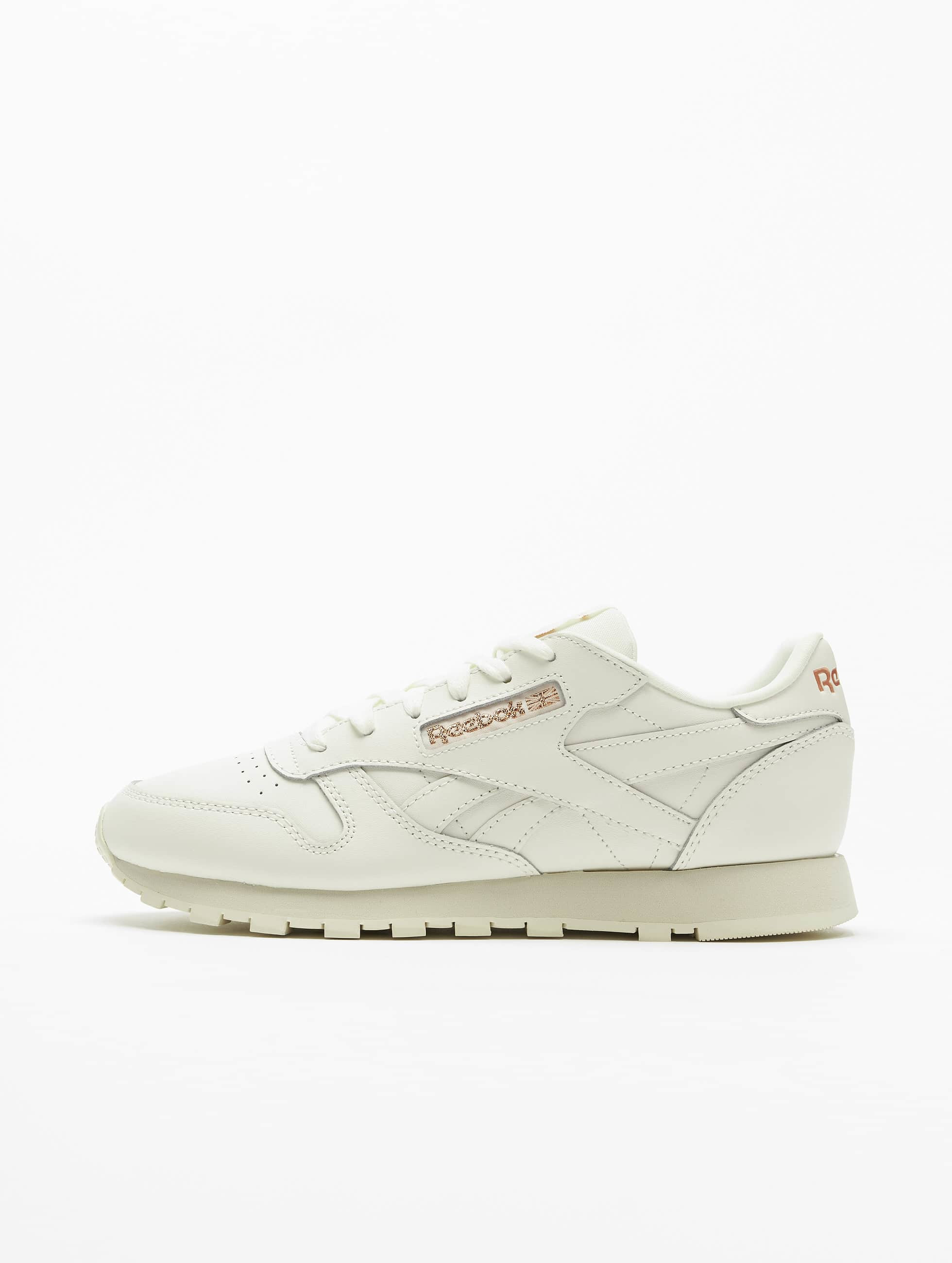 Reebok Classic Leather Sneakers ChalkRose GoldenPape