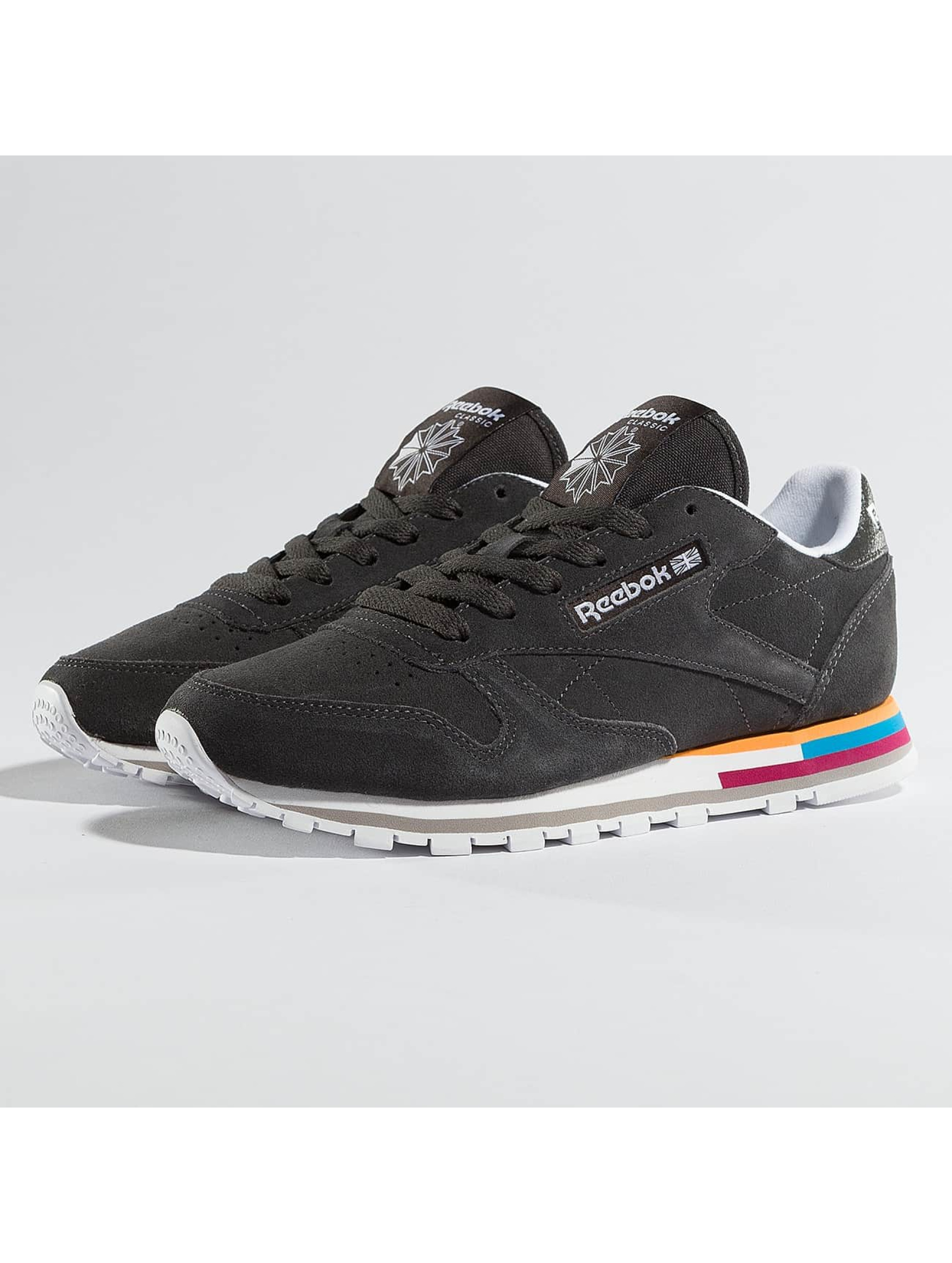 Reebok Baskets Classic Leather MH gris