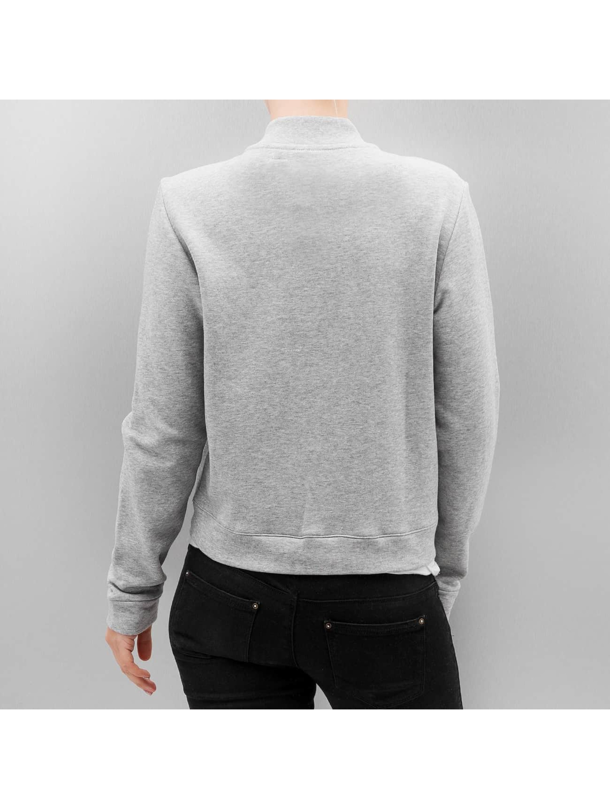 Reebok Bomber jacket Varsity grey