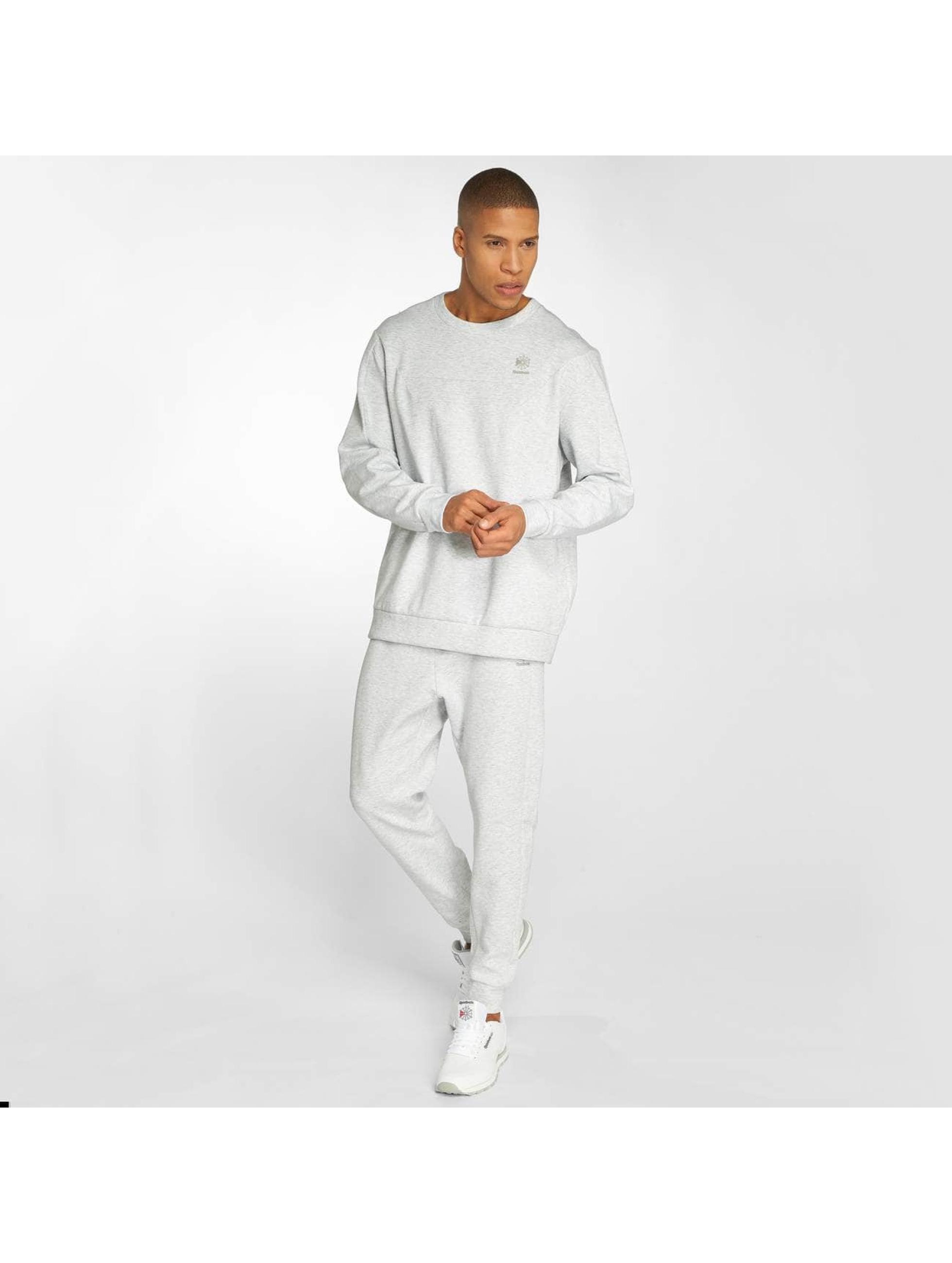 Reebok Pantalone ginnico DC grigio