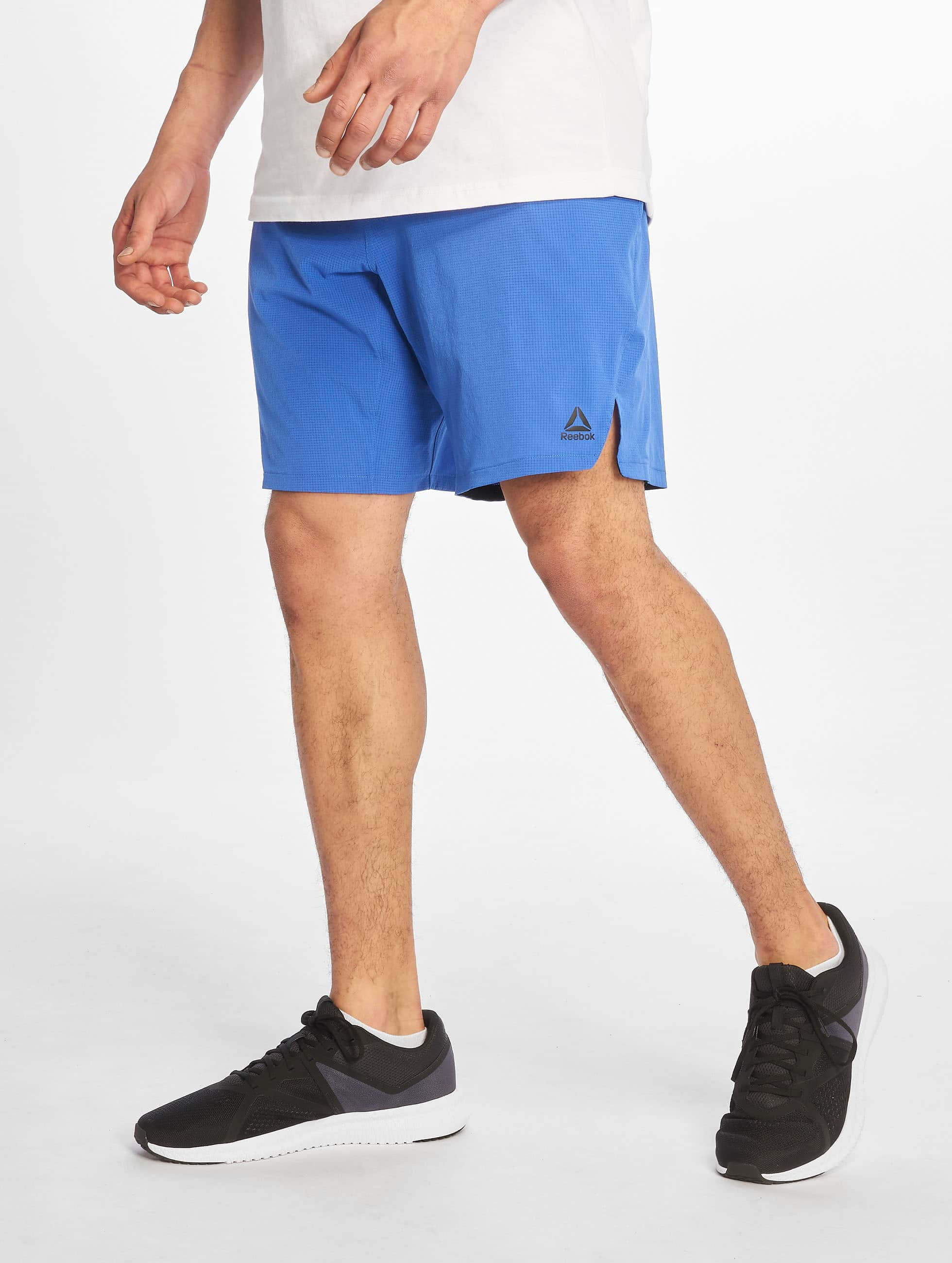 Reebok Ost Epic Knit Waist Shorts BlackWhiteTrue Grey