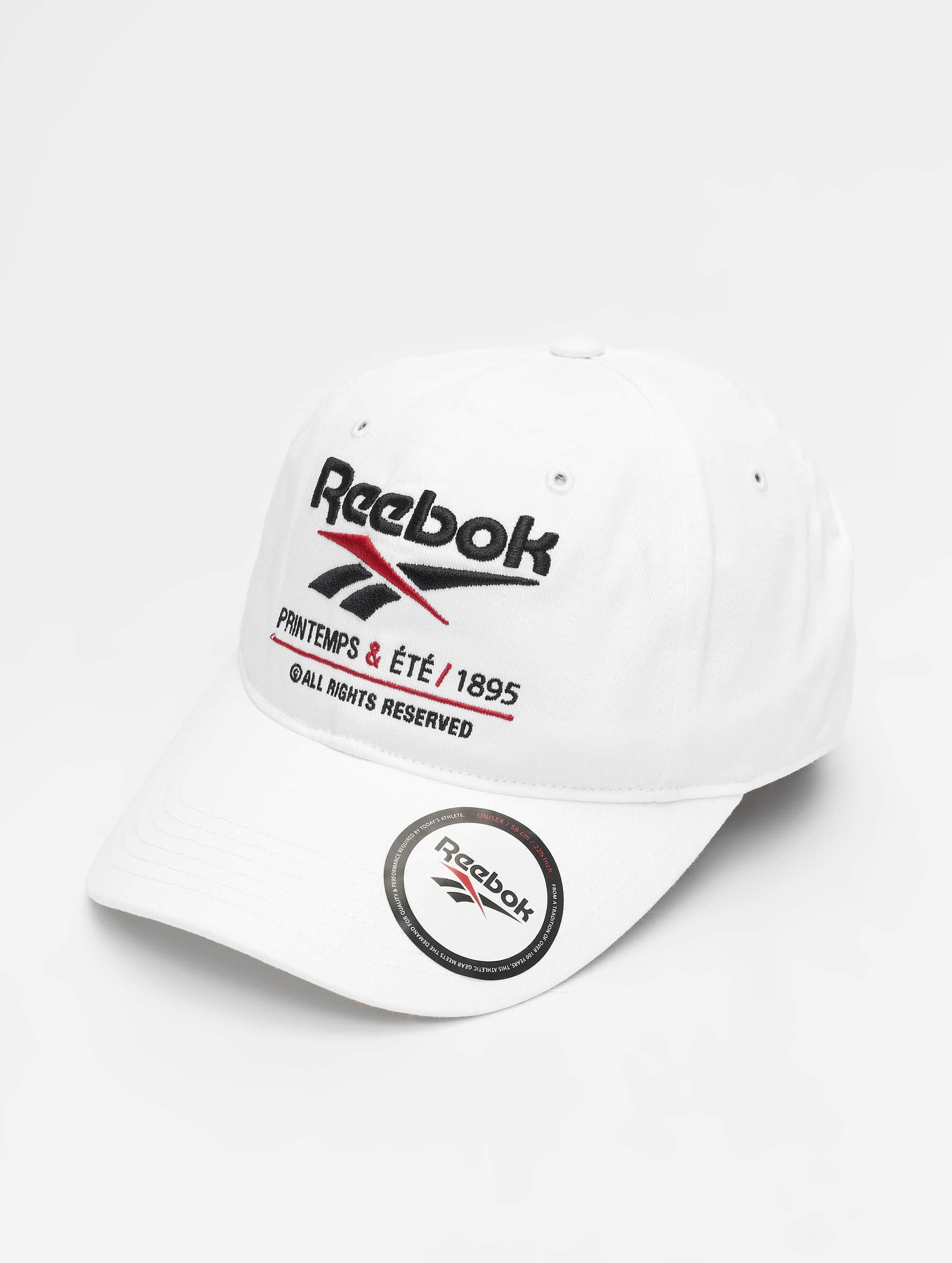 3f14679dee6 Reebok Cap / snapback cap in wit 624189
