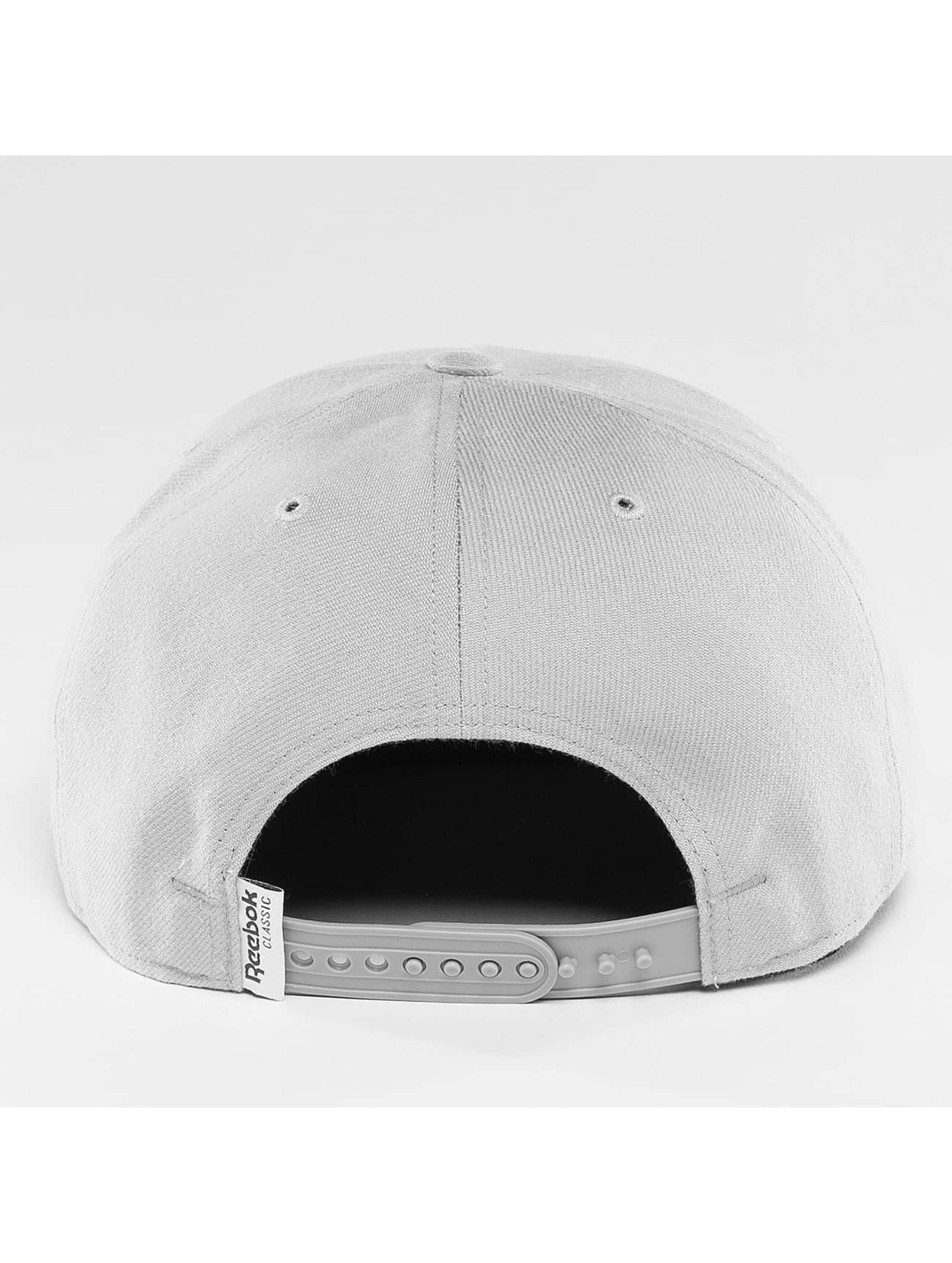 Reebok Snapback Caps Foundation grå