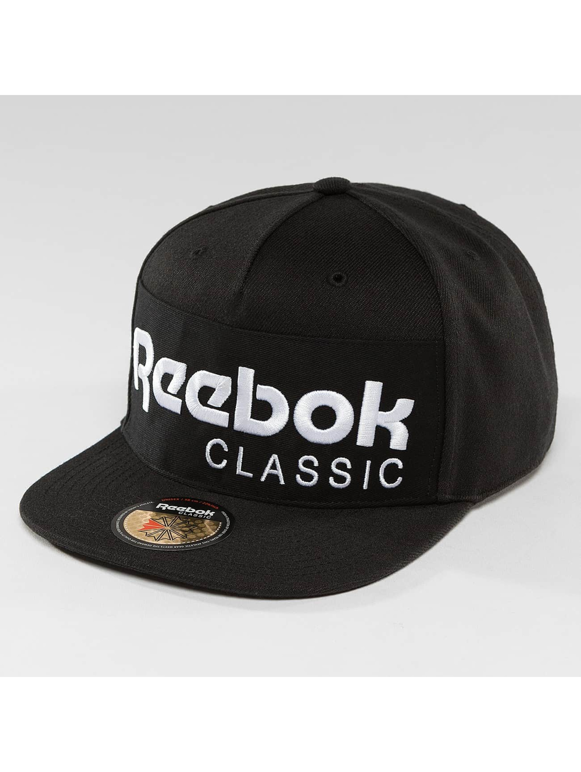 Reebok Snapback Caps Foundation svart