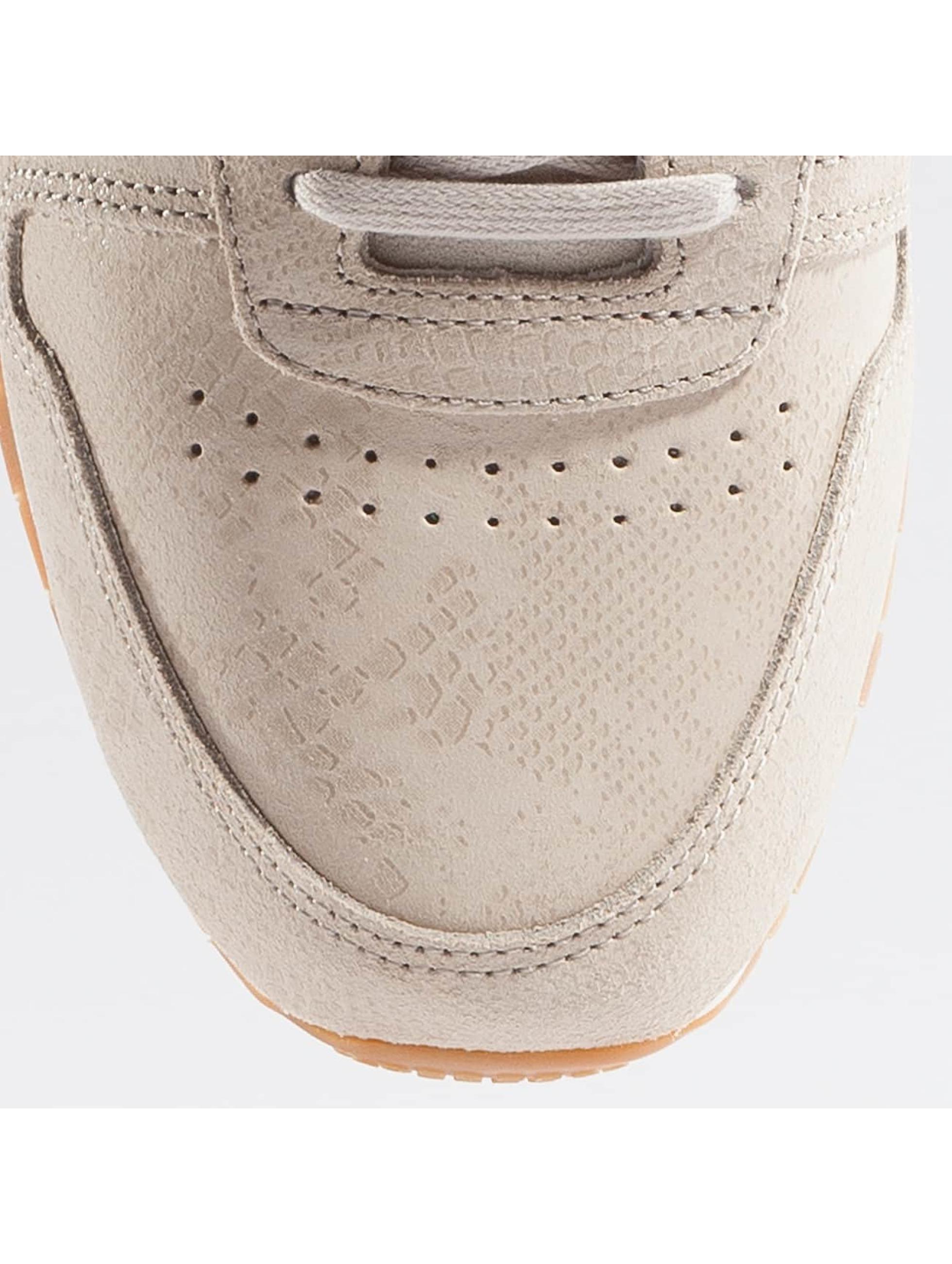 Reebok Sneaker Classic Leather Clean Exotics beige