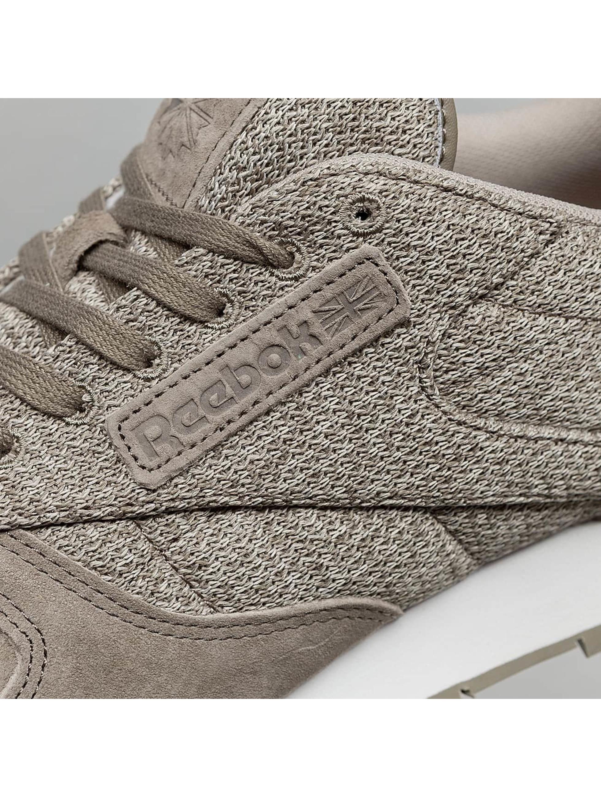 Reebok Sneaker CL Leather Ksp grau