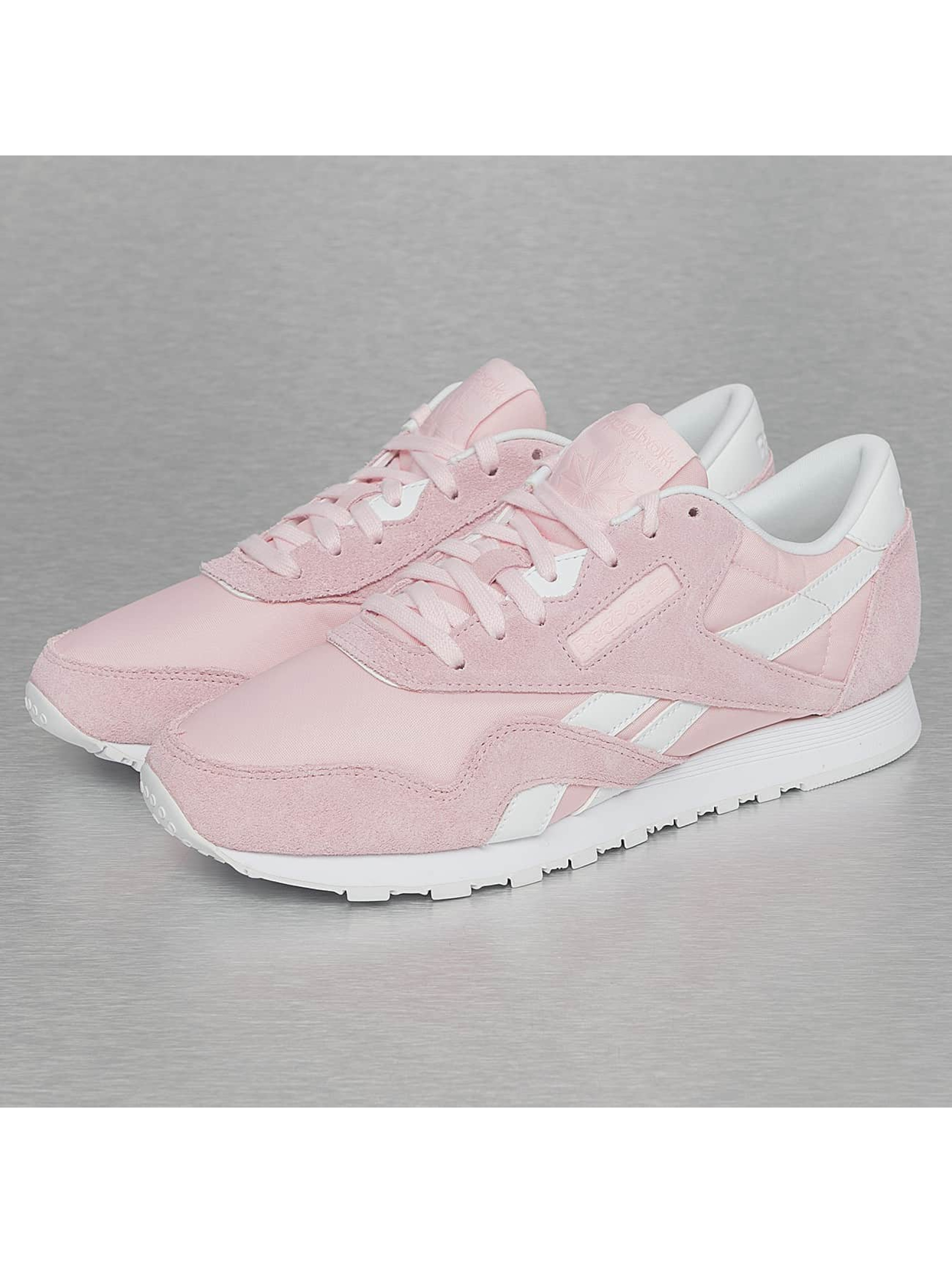 Sneaker CL Nylon SP in rosa