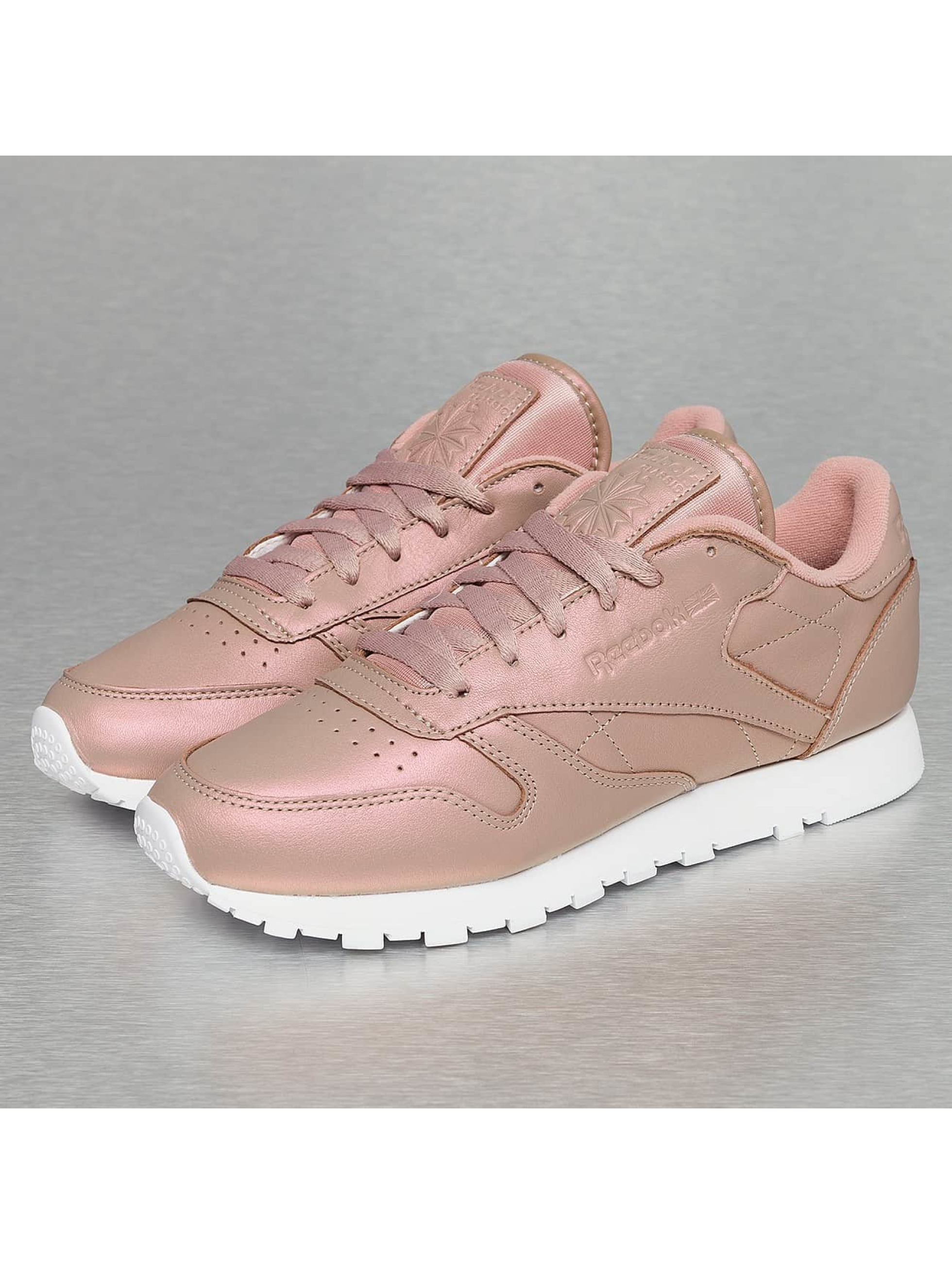 Sneaker Classic Leather Pearlized in rosa