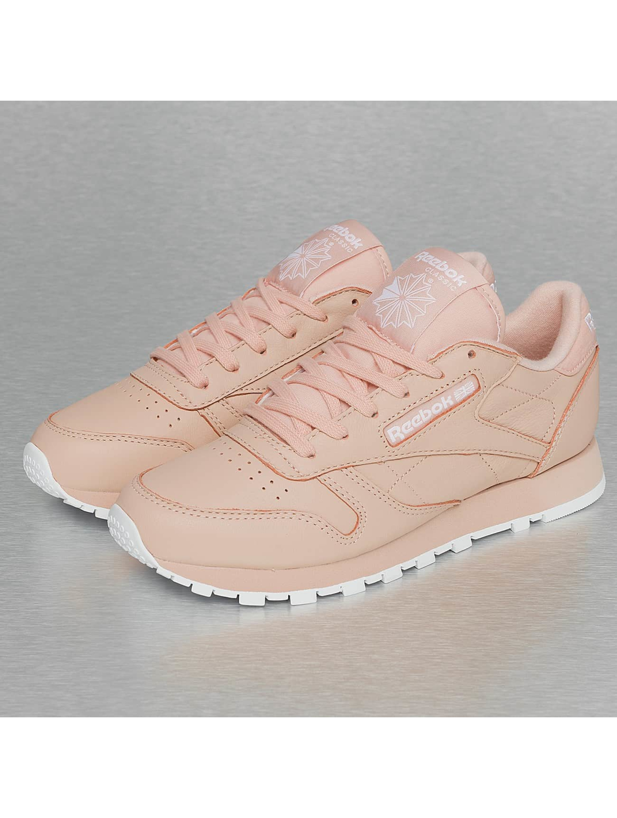 Sneaker Classic Leather in rosa