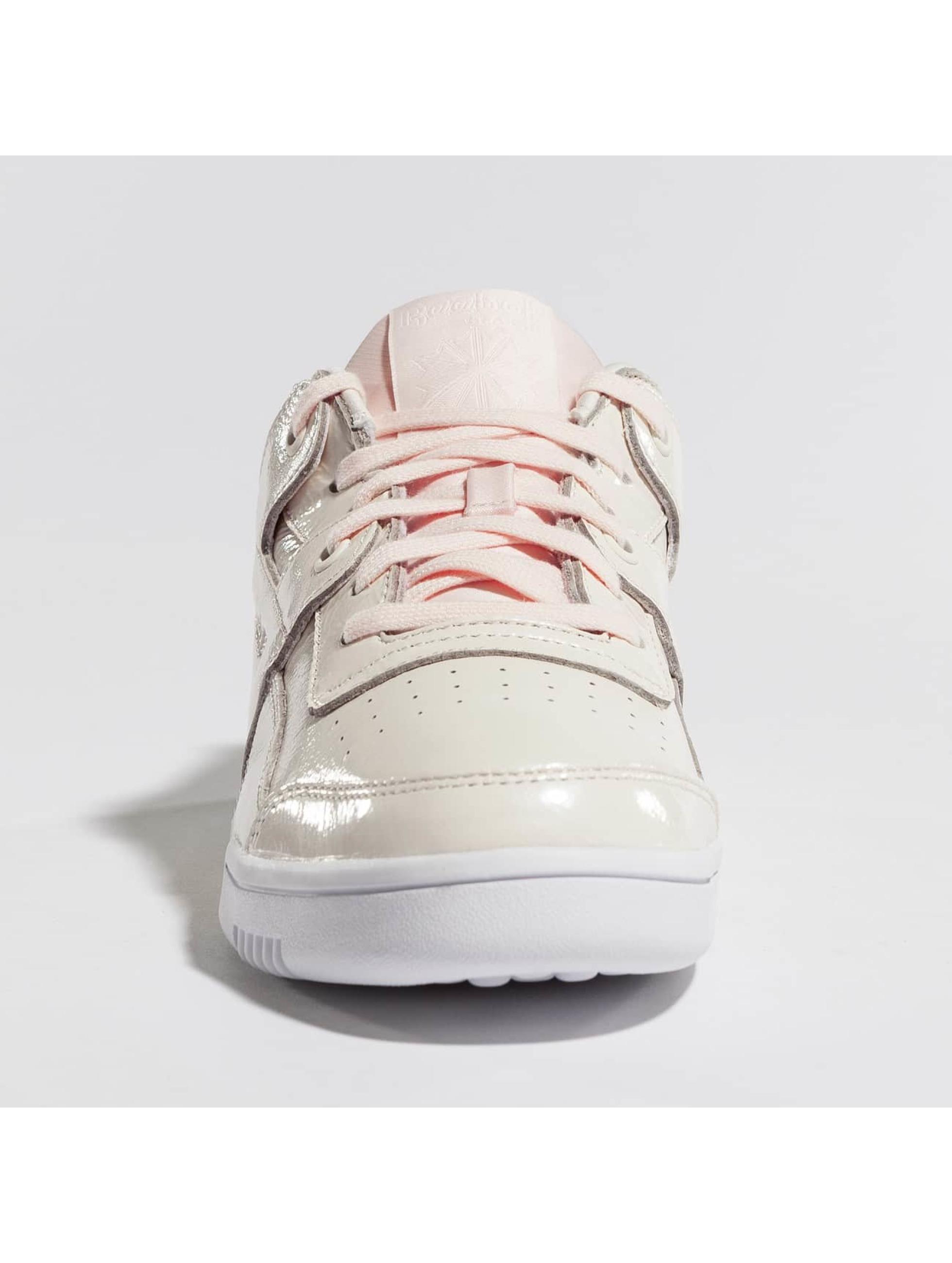 Reebok Sneaker Workout Lo Plus rosa