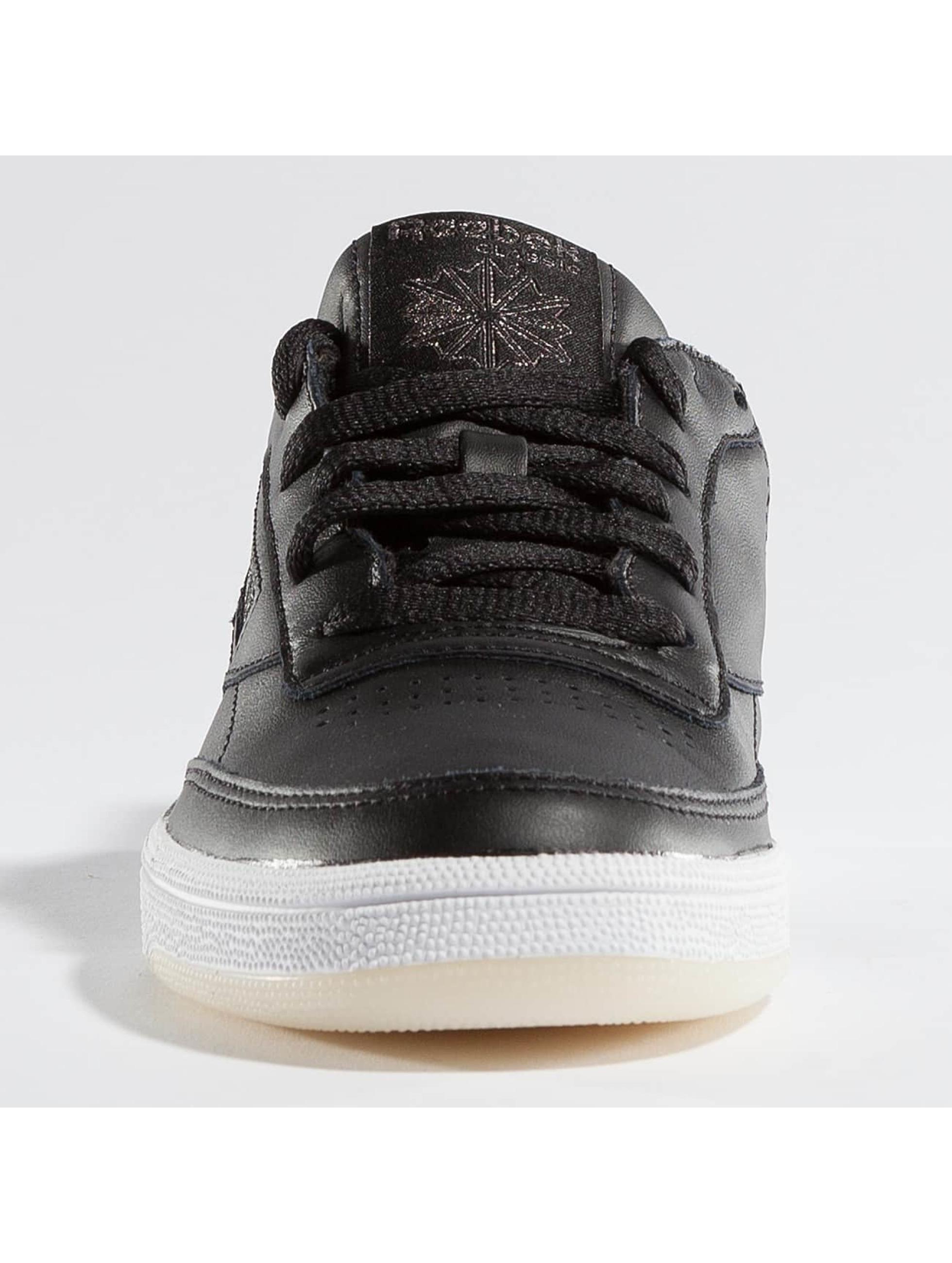 Reebok Sneaker Club C 85 Leather schwarz