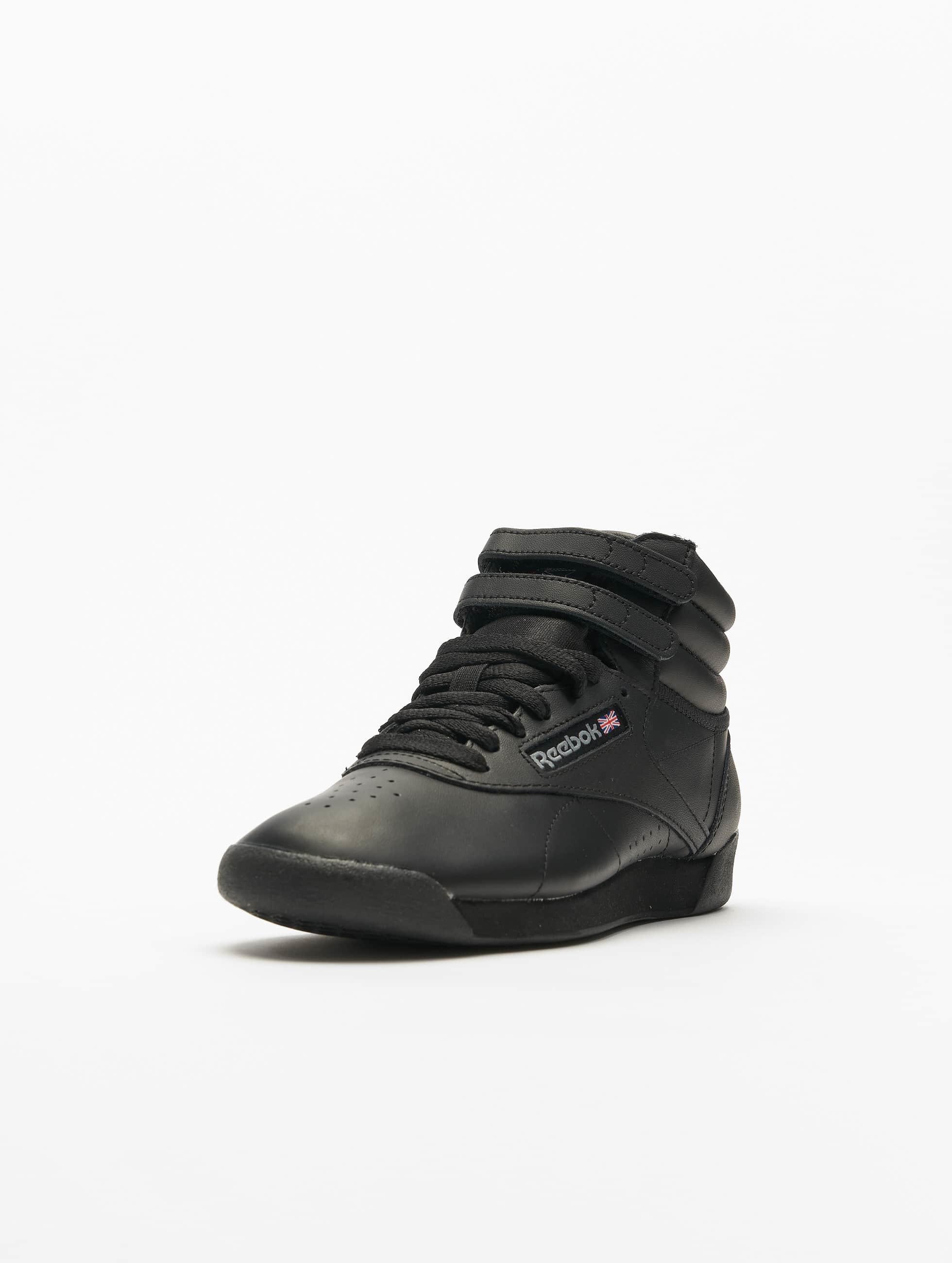 Reebok Sneaker Freestyle Hi Basketball Shoes schwarz