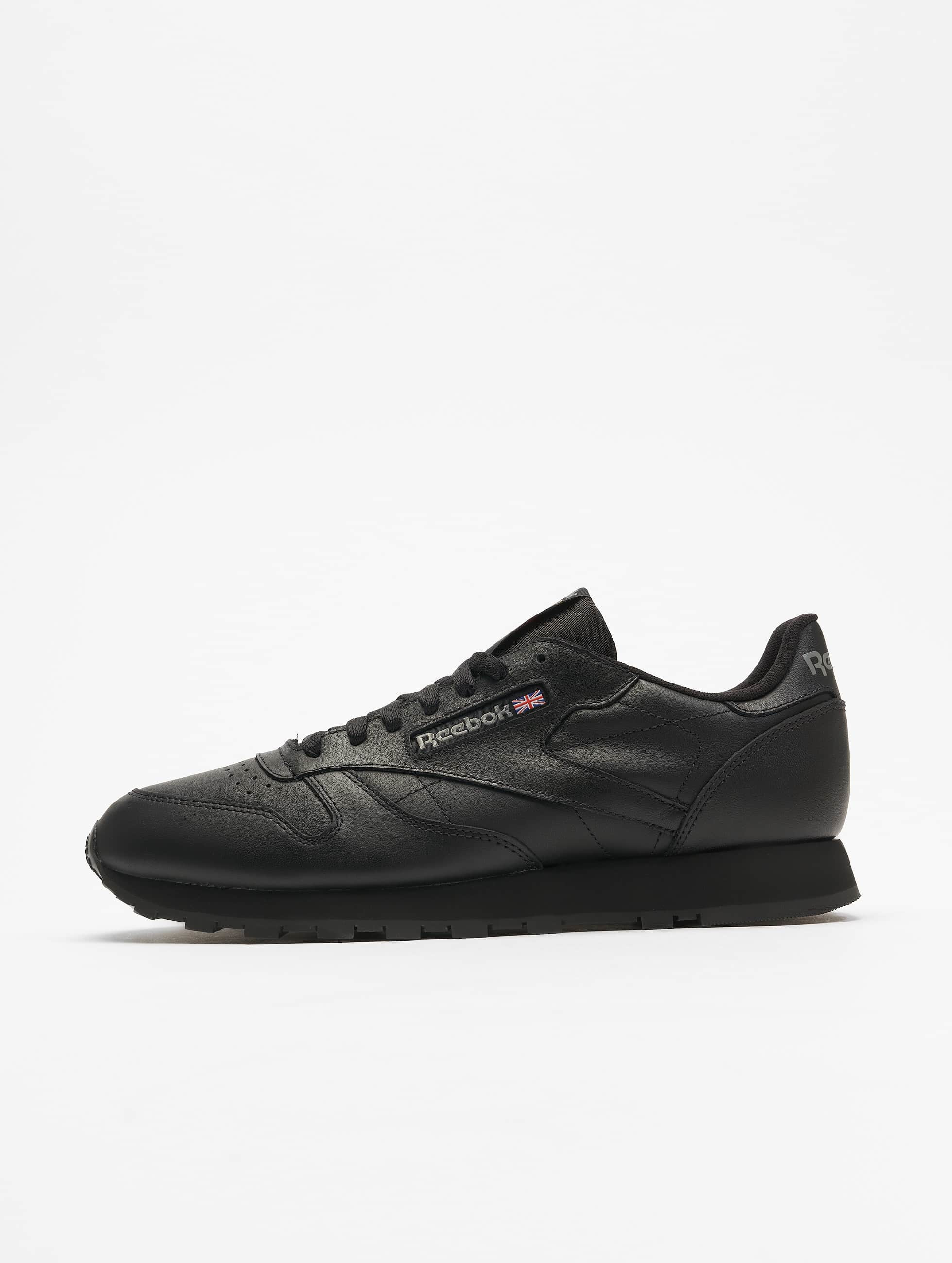 Leather Reebok Classic Shoes