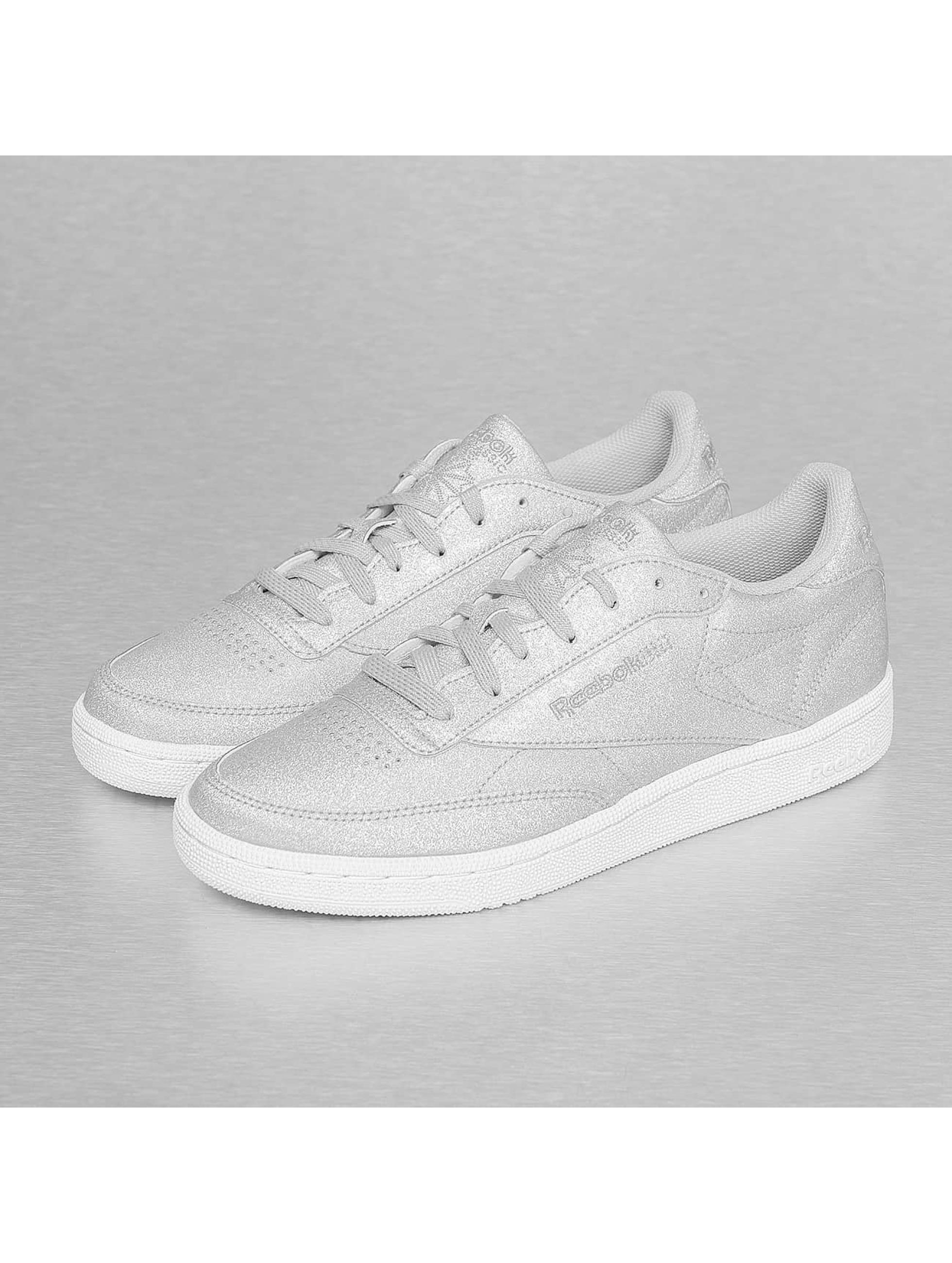 Sneaker Club C 85 SYN in silberfarben