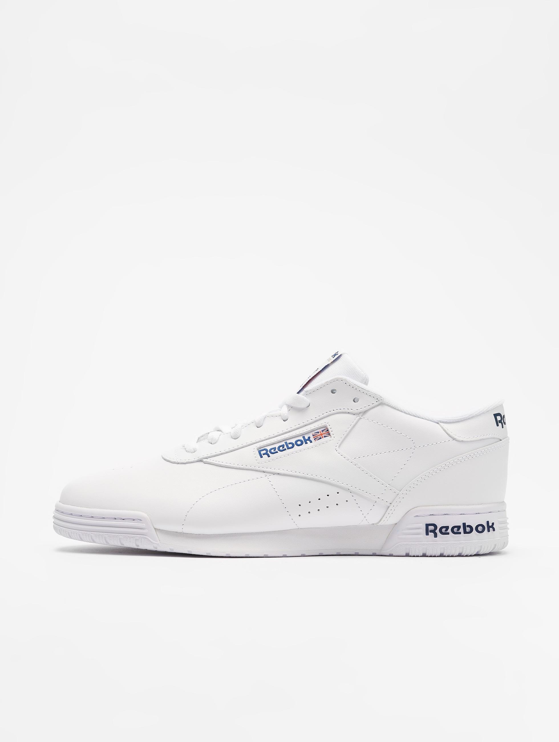 Sneaker Exofit Lo Clean Logo in weiß