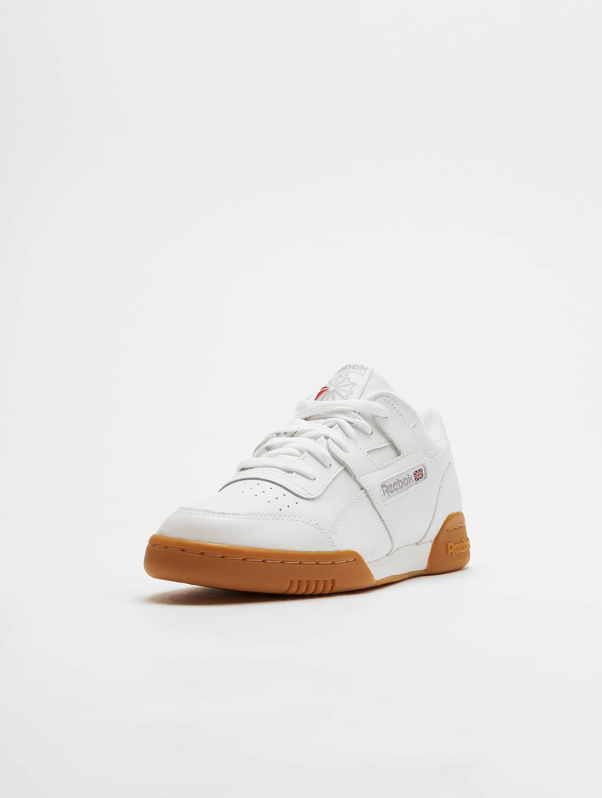 Reebok Sneaker Workout Plus weiß