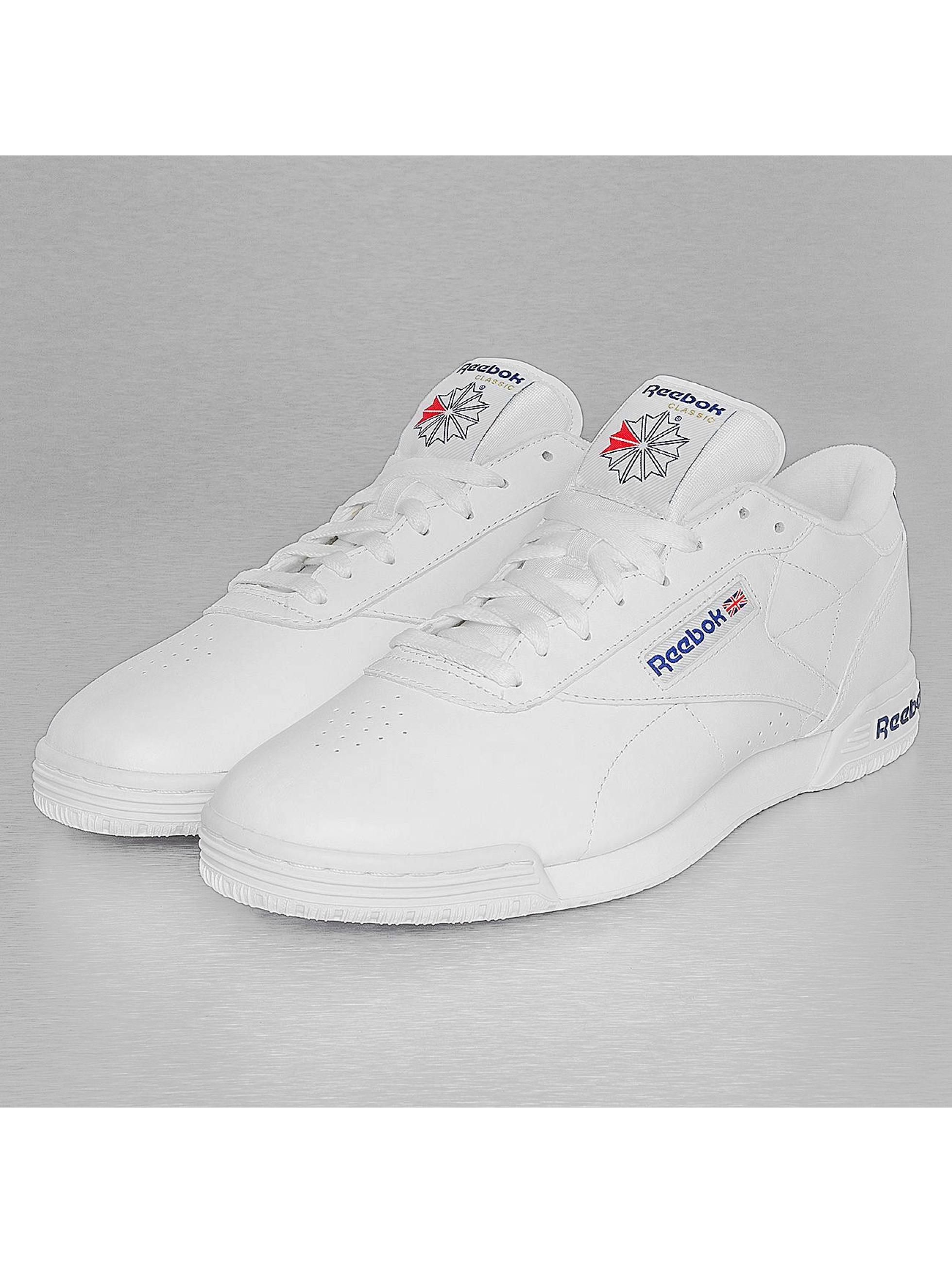 Reebok schoen / sneaker Exofit Lo Clean Int in wit