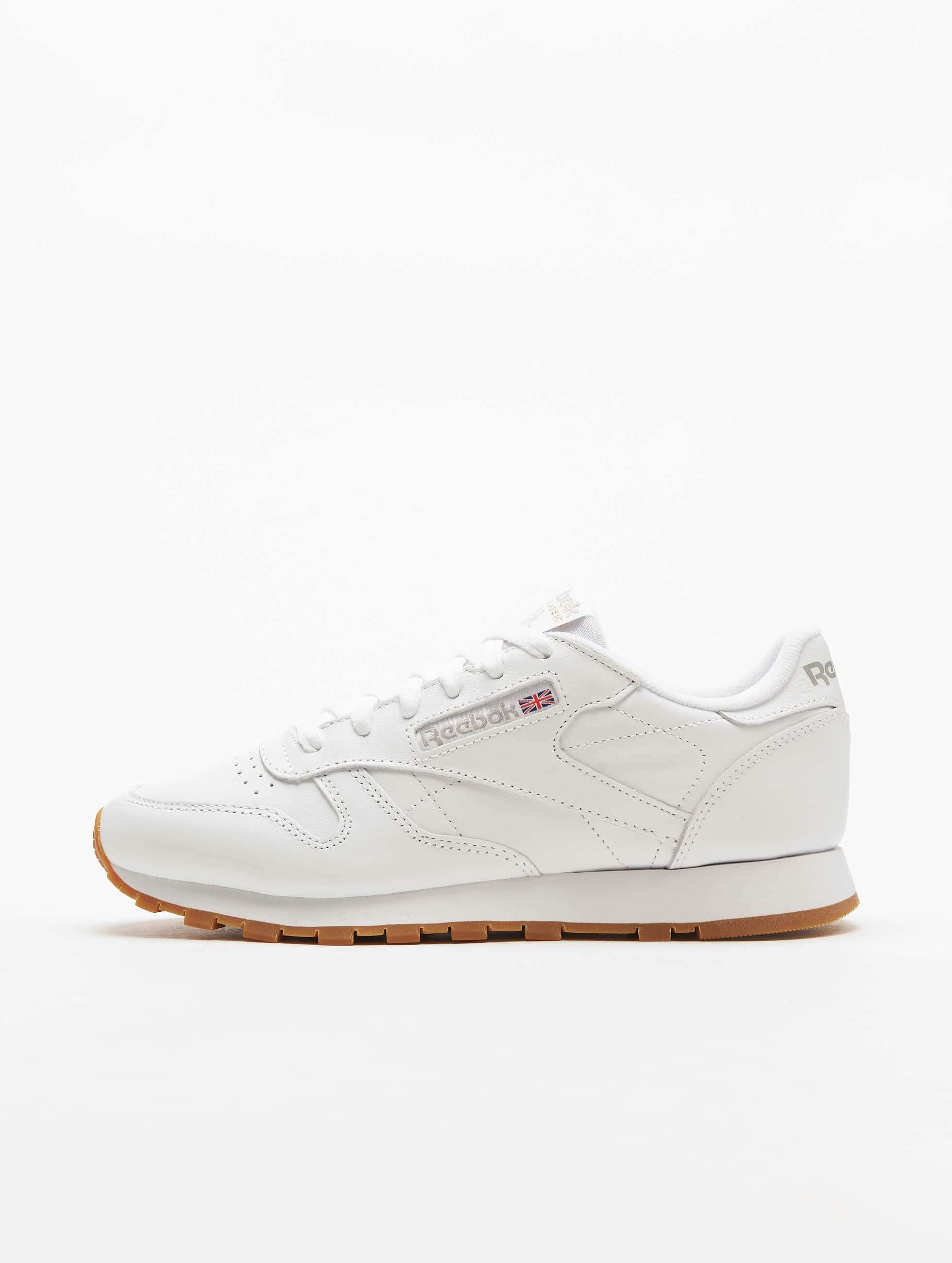 Reebok Classic Leather Sneakers WhiteGum