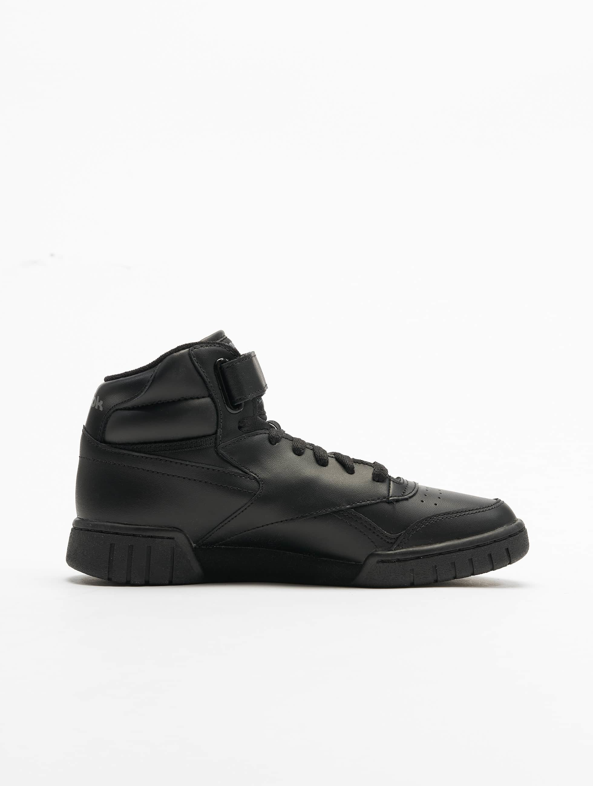 Reebok sneaker Exofit Hi Basketball Shoes zwart