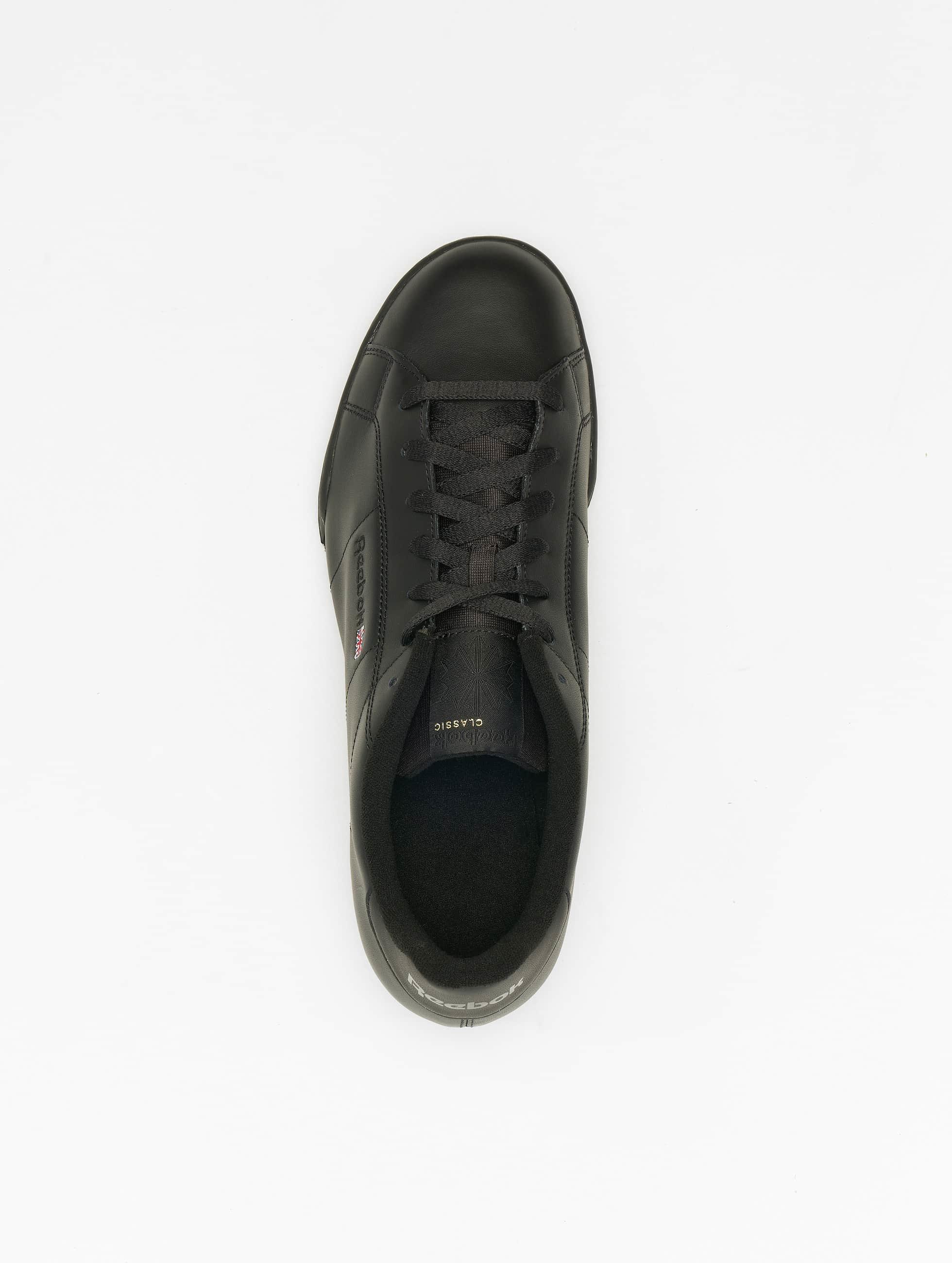 Reebok sneaker NPC II zwart