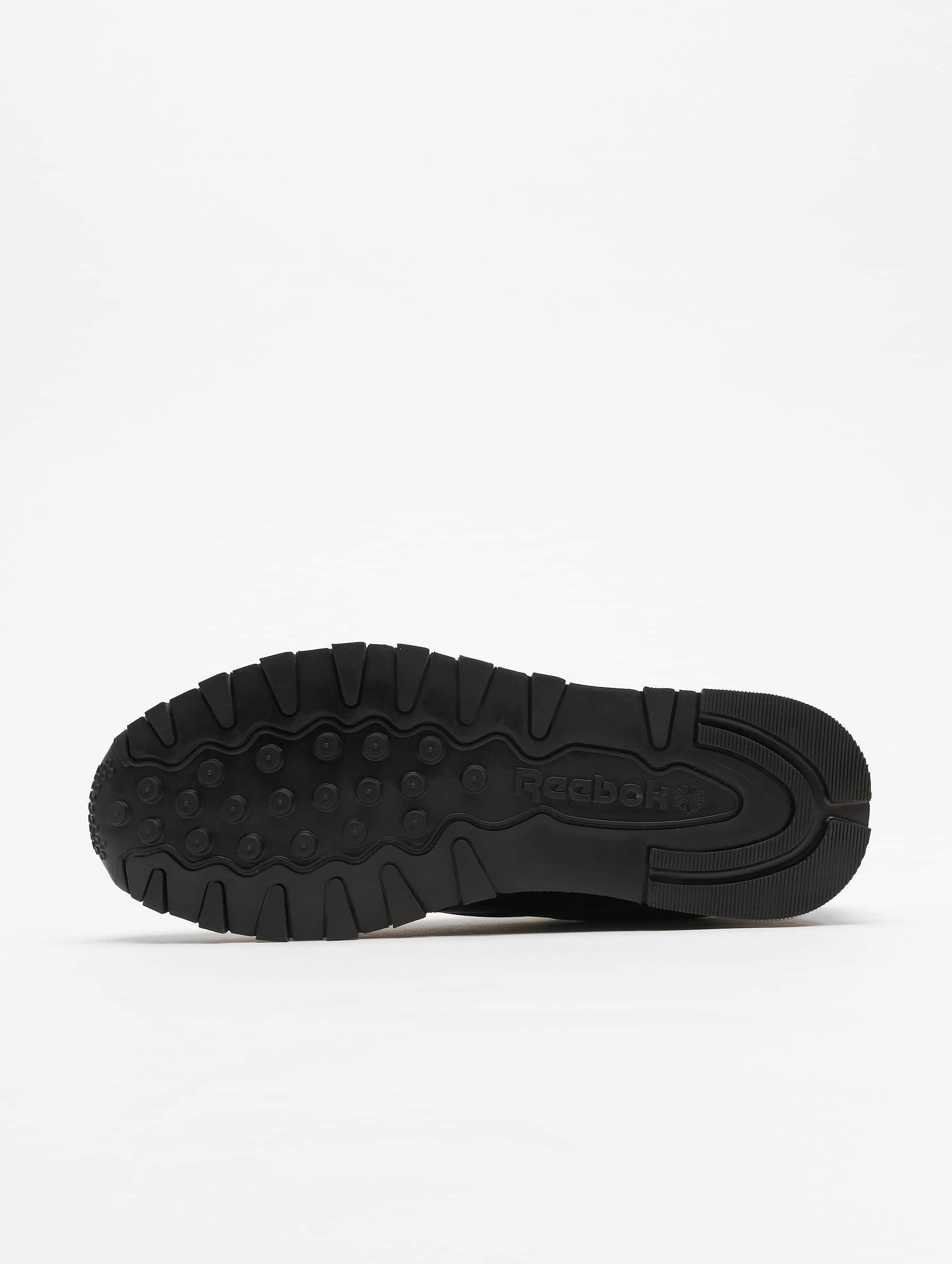 Reebok sneaker Classic Leather zwart