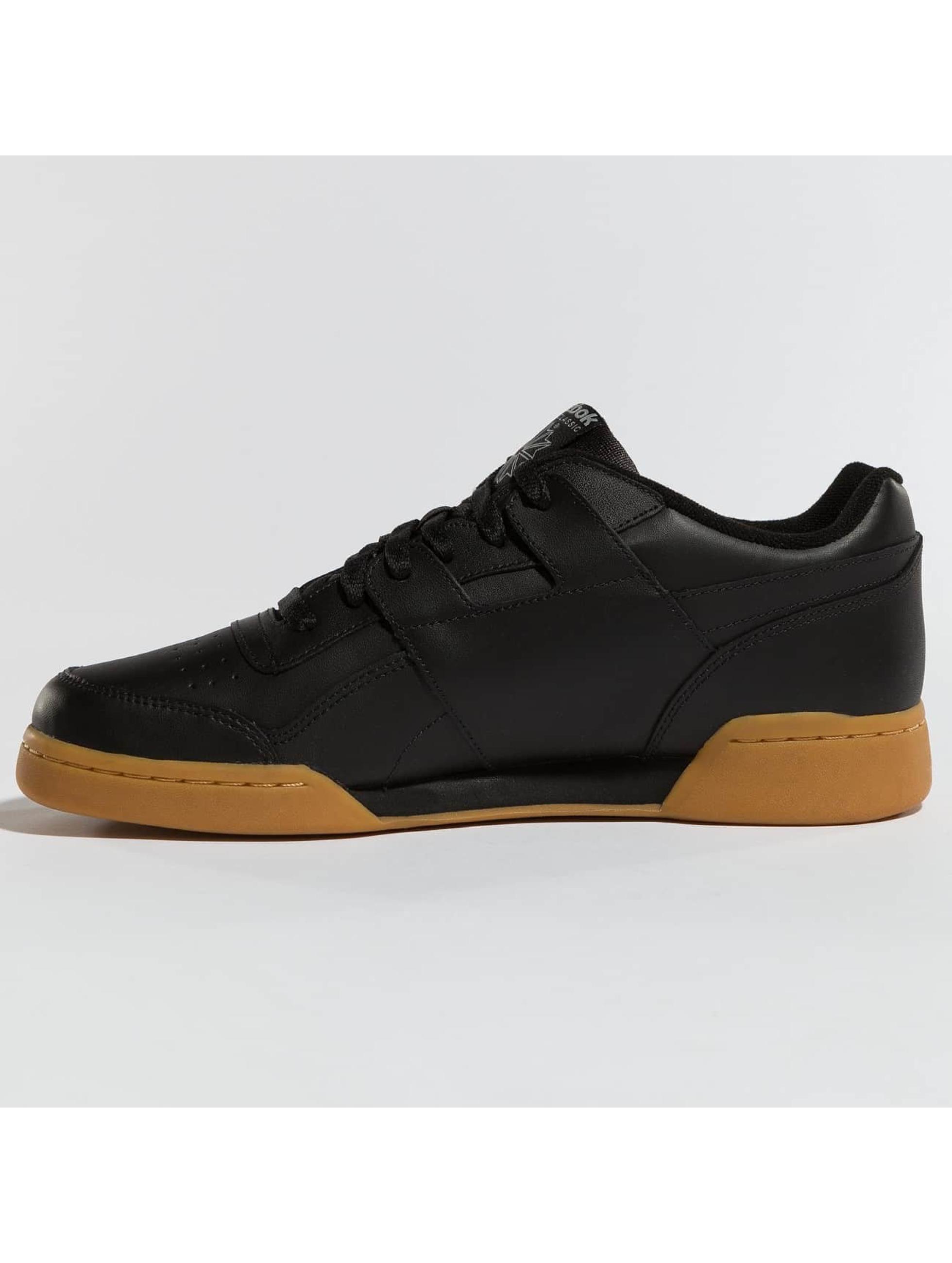 Reebok Sneakers Workout Plus èierna