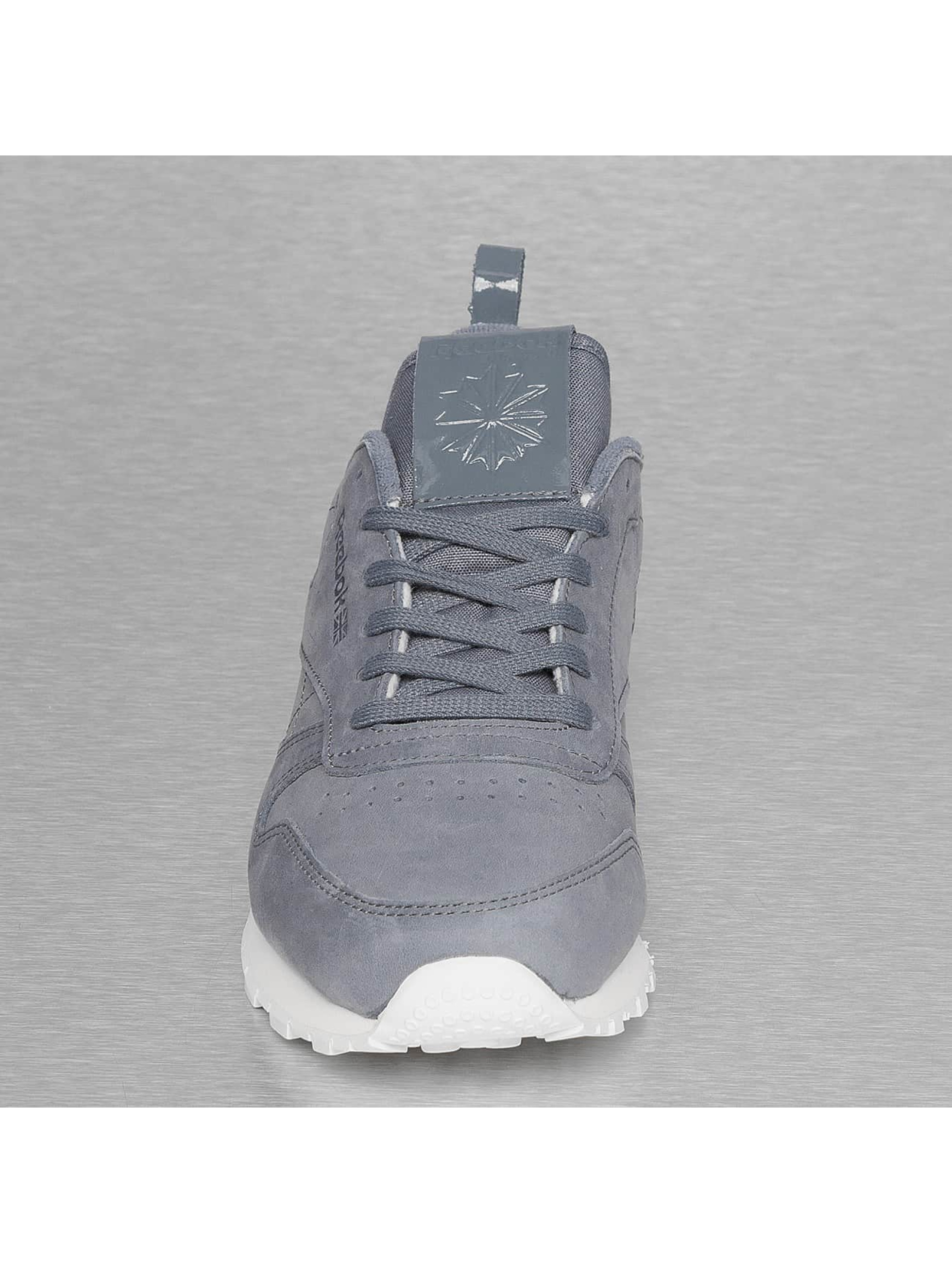 Reebok Sneakers Leather MN šedá