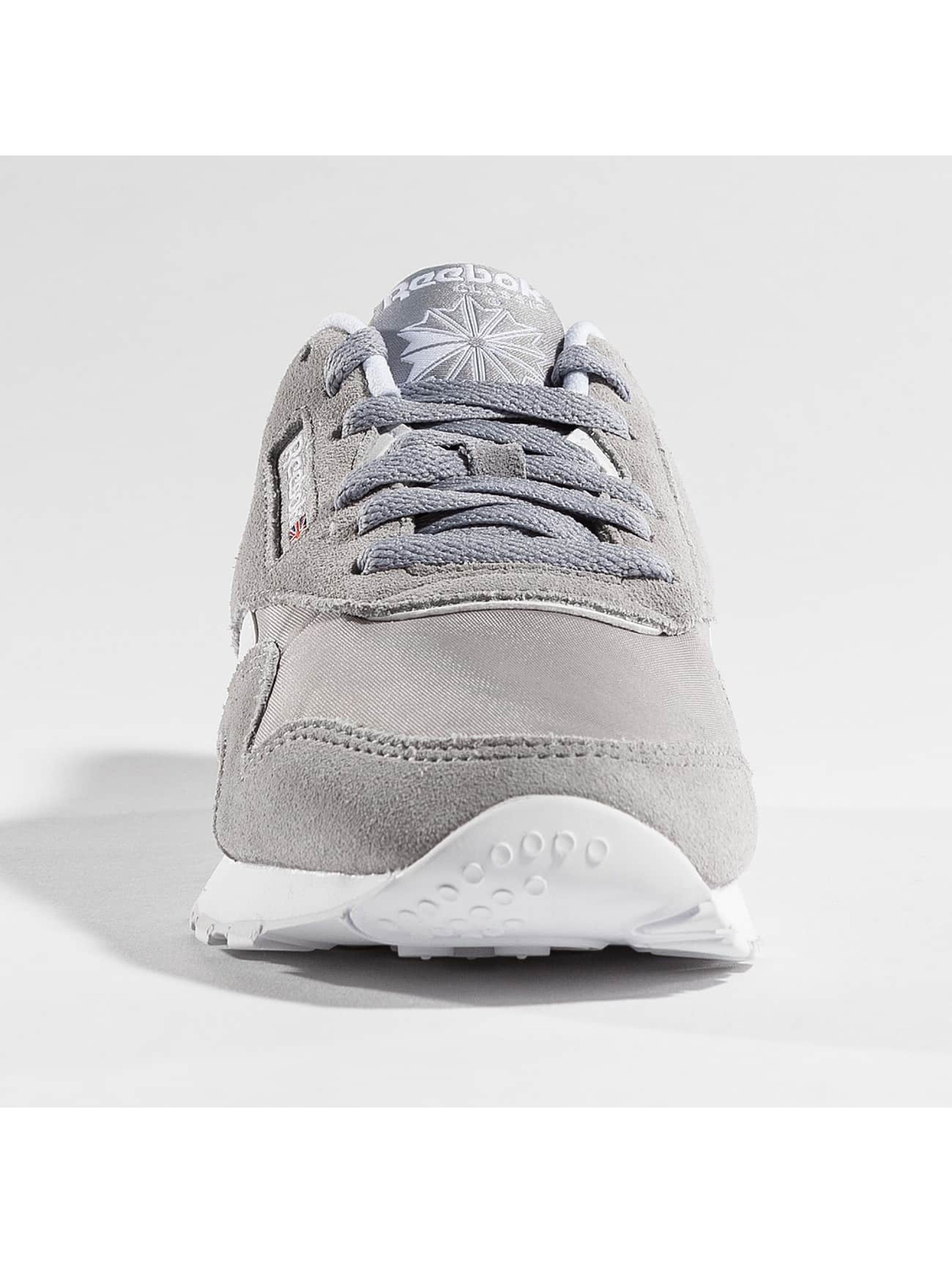 Reebok Sneakers Classic Nylon Neutral šedá