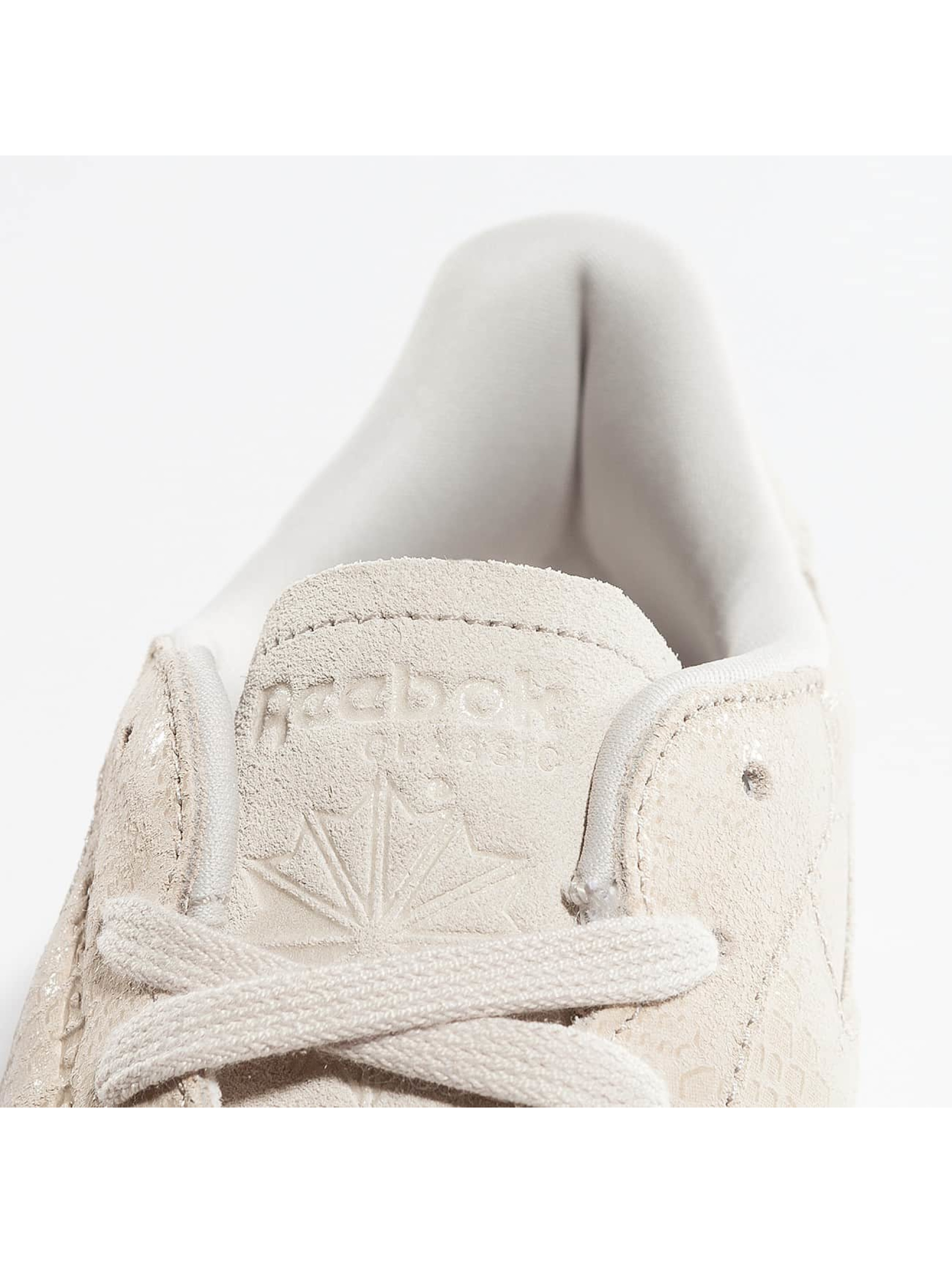 Reebok Sneakers Classic Leather Clean Exotics beige