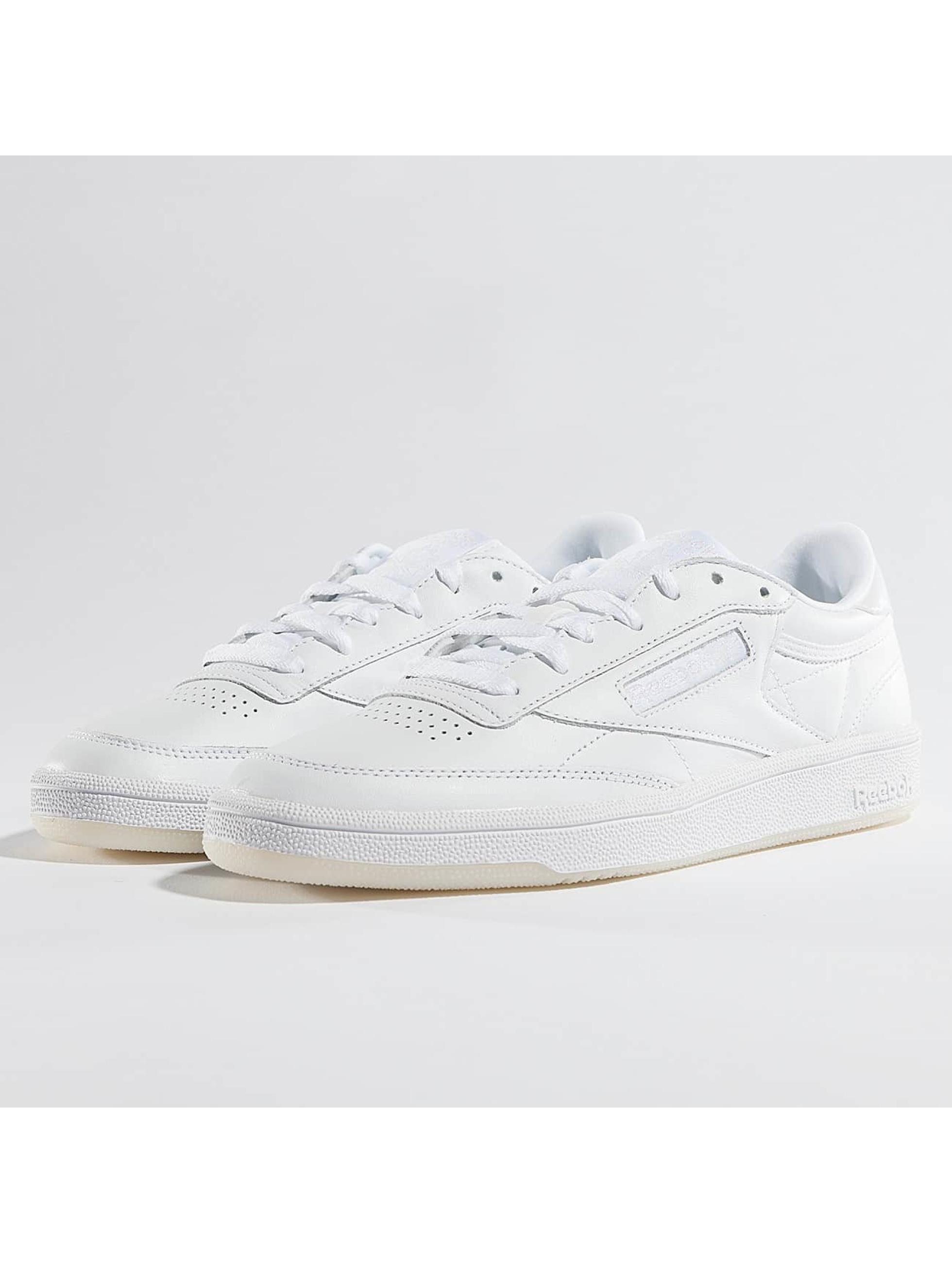 Reebok Sneakers Club C 85 Leather bialy